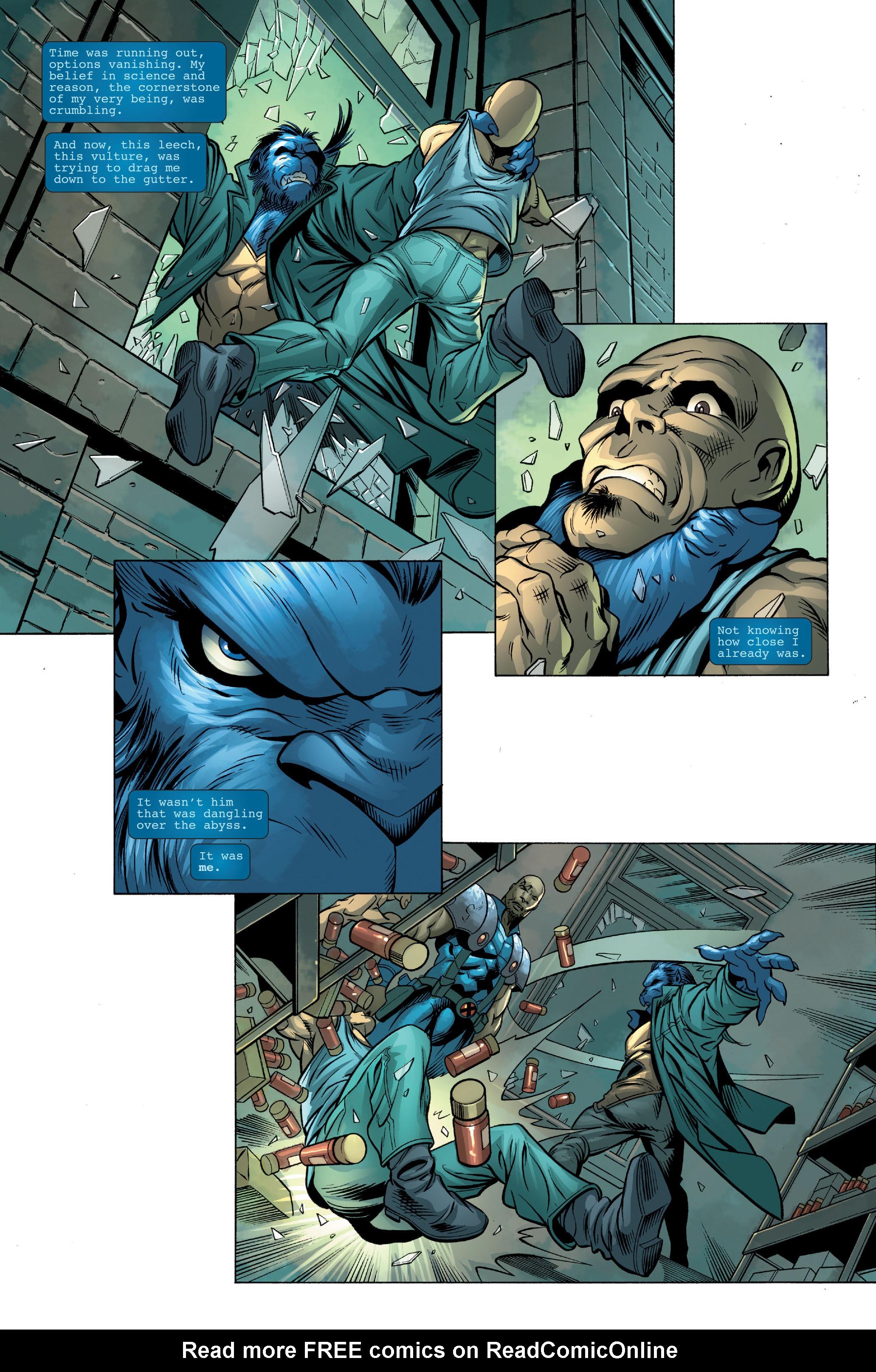 Read online Uncanny X-Men (1963) comic -  Issue #490 - 31