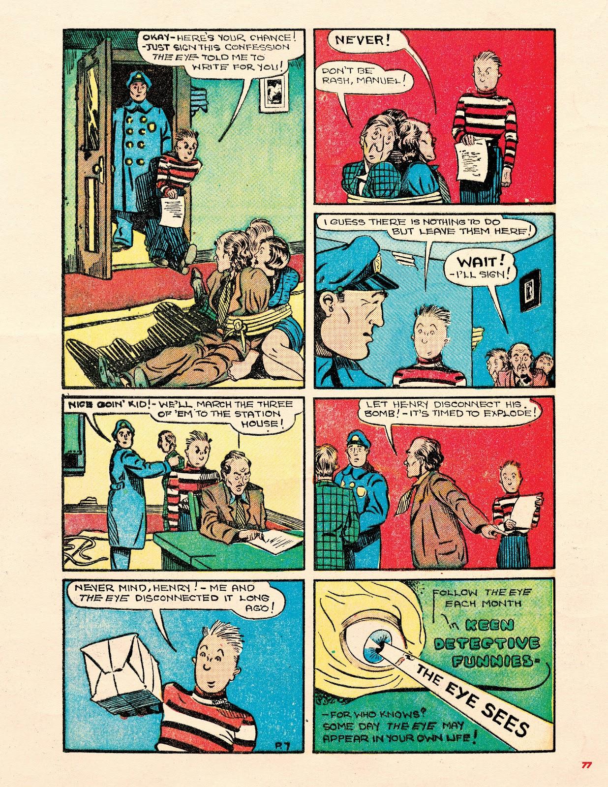 Read online Super Weird Heroes comic -  Issue # TPB 2 (Part 1) - 77