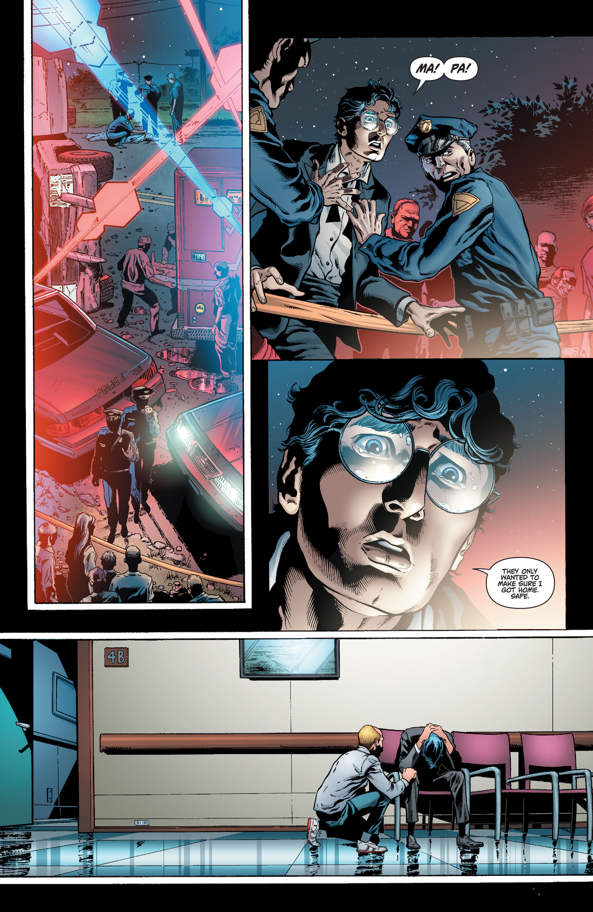 Read online Action Comics (2011) comic -  Issue #17 - 5