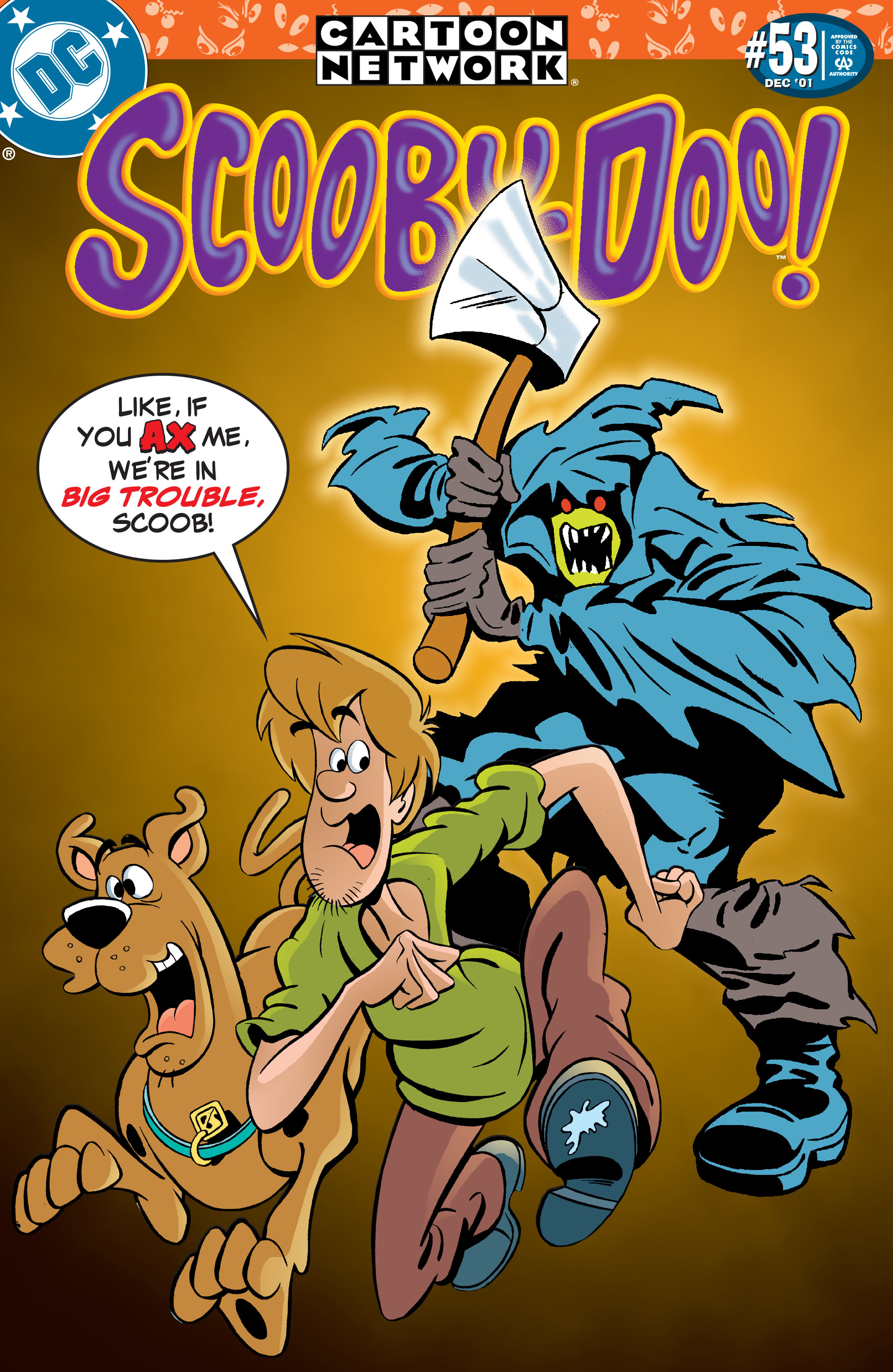 Read online Scooby-Doo (1997) comic -  Issue #53 - 1