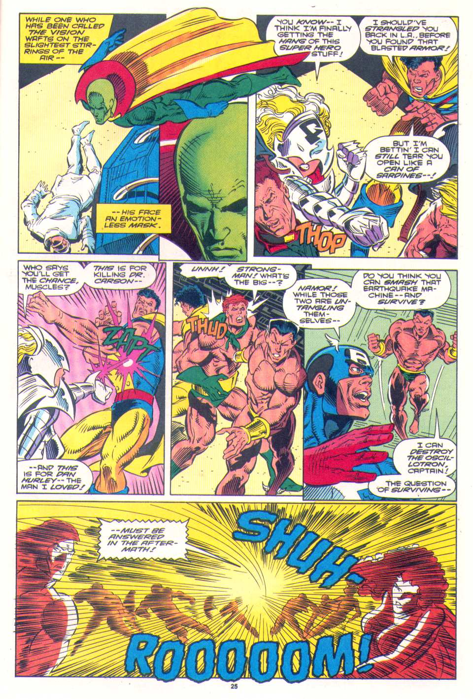 Read online The Invaders (1993) comic -  Issue #4 - 21
