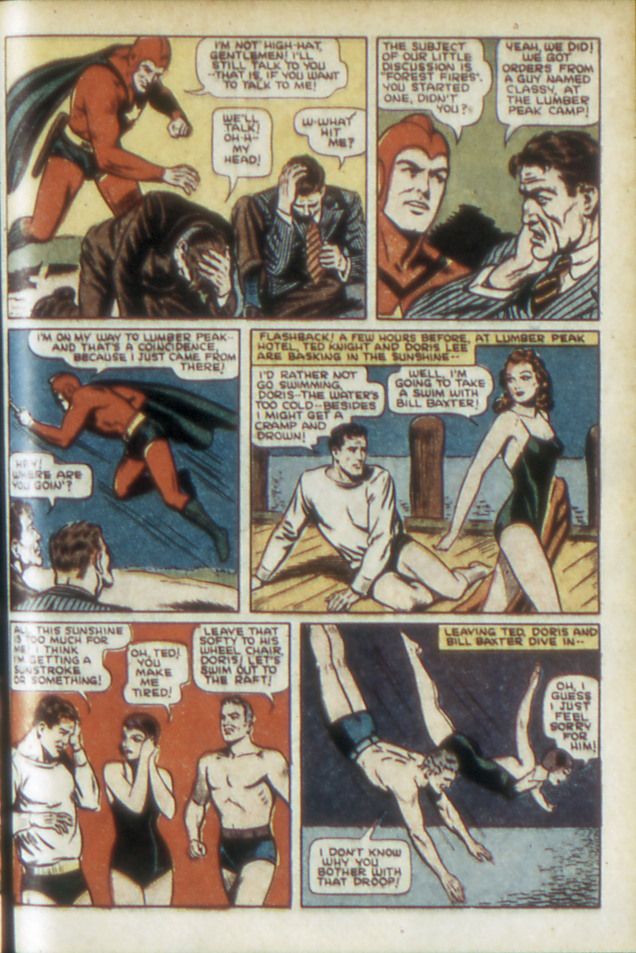 Read online Adventure Comics (1938) comic -  Issue #68 - 8