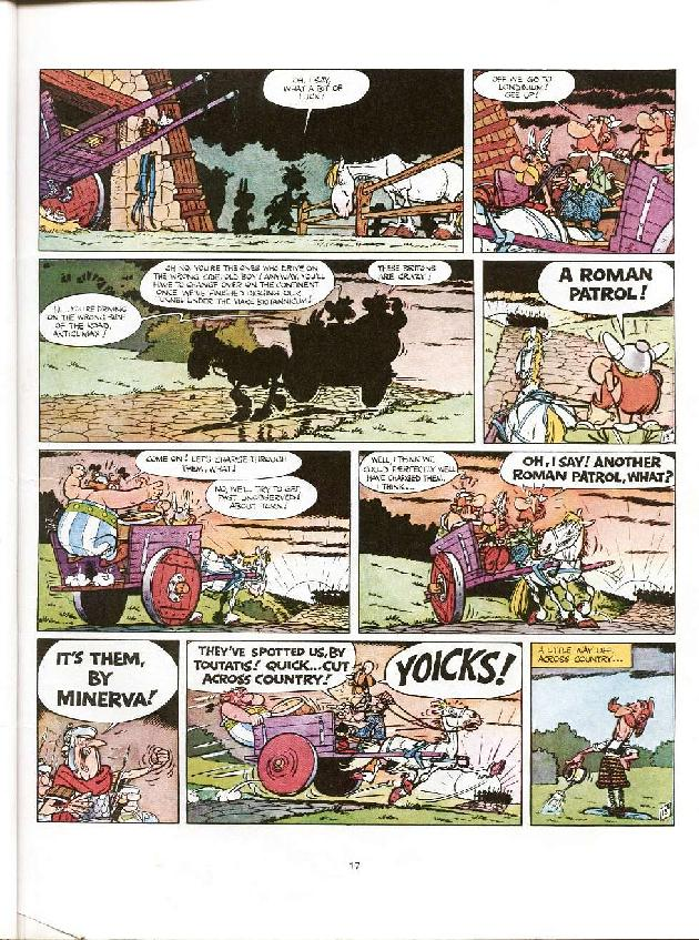 Asterix issue 8 - Page 14