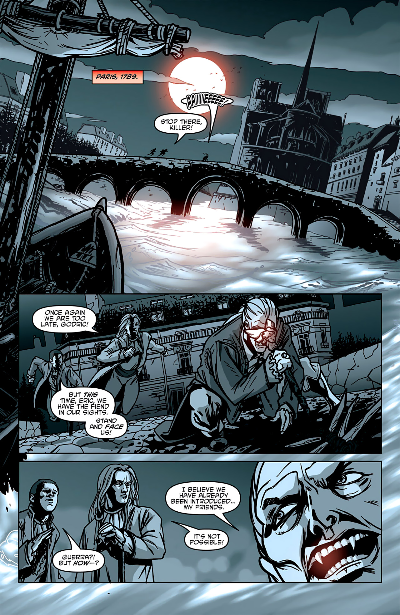 Read online True Blood: French Quarter comic -  Issue #3 - 23