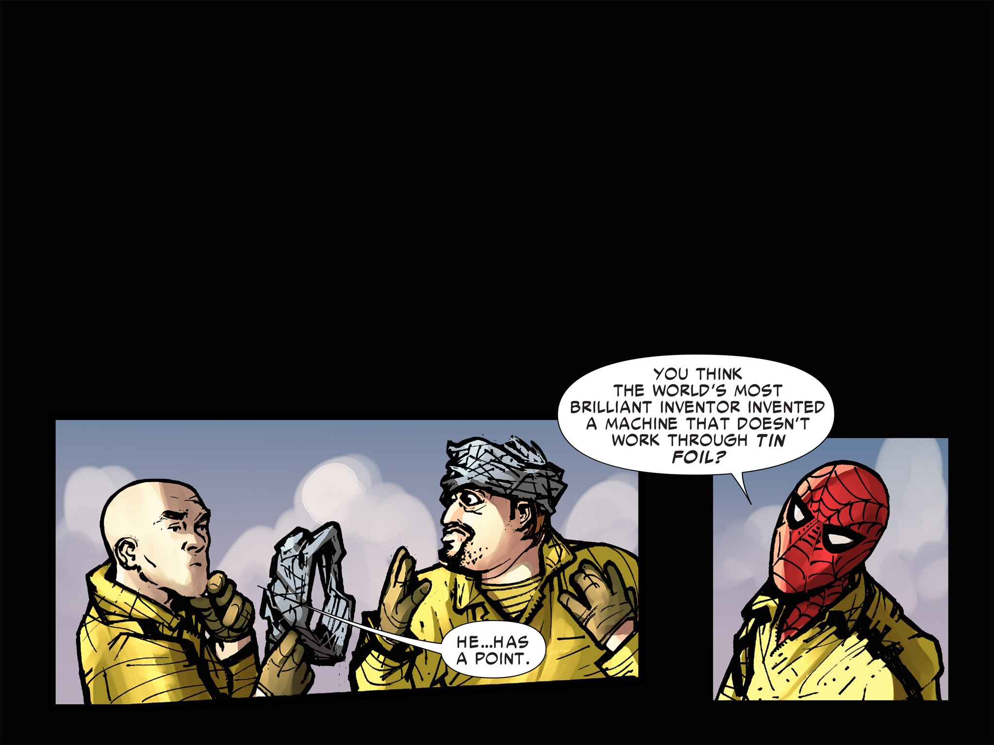 Read online Amazing Spider-Man: Who Am I? comic -  Issue # Full (Part 3) - 141