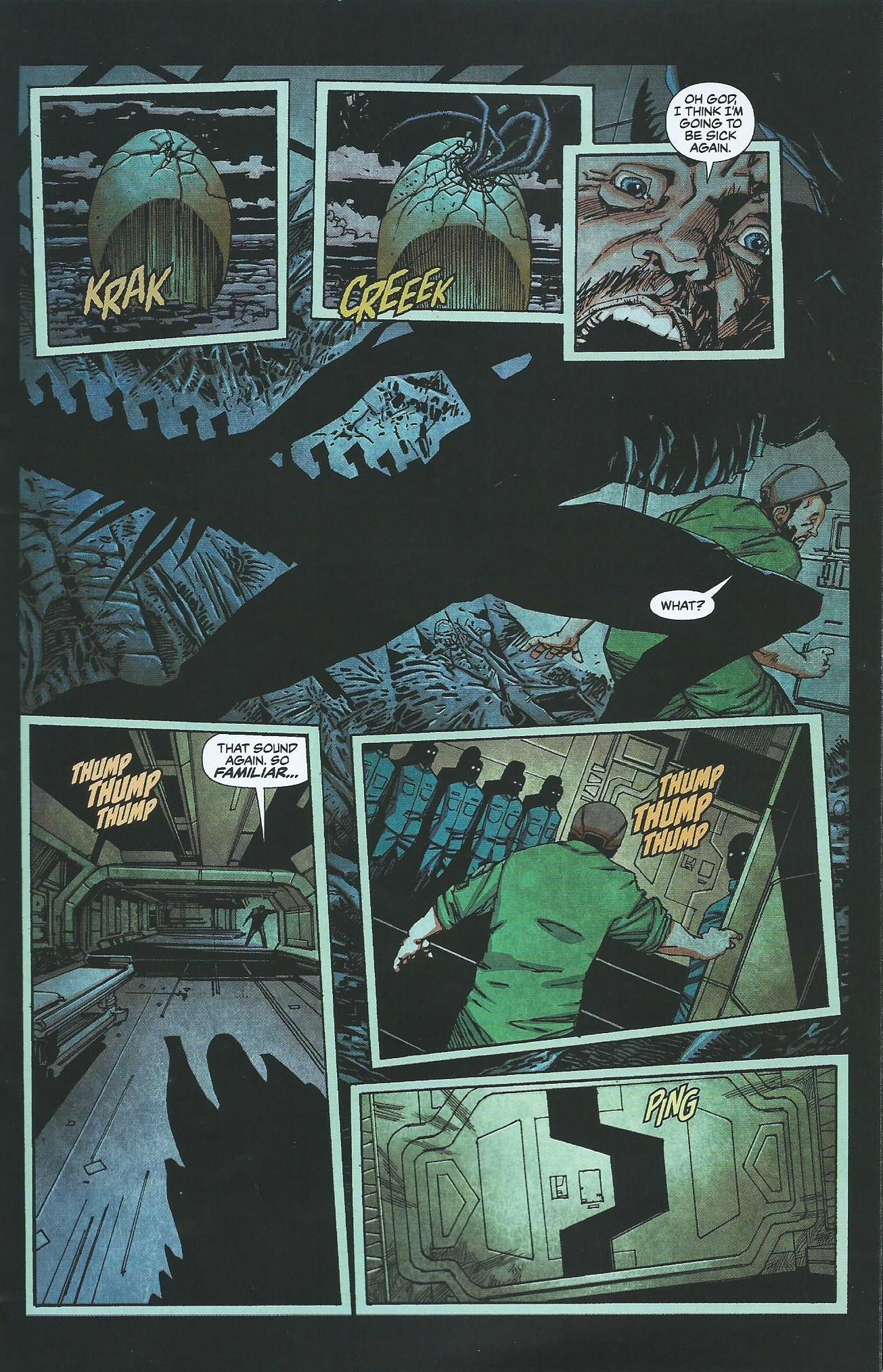 Read online Alien: Isolation comic -  Issue # Full - 16
