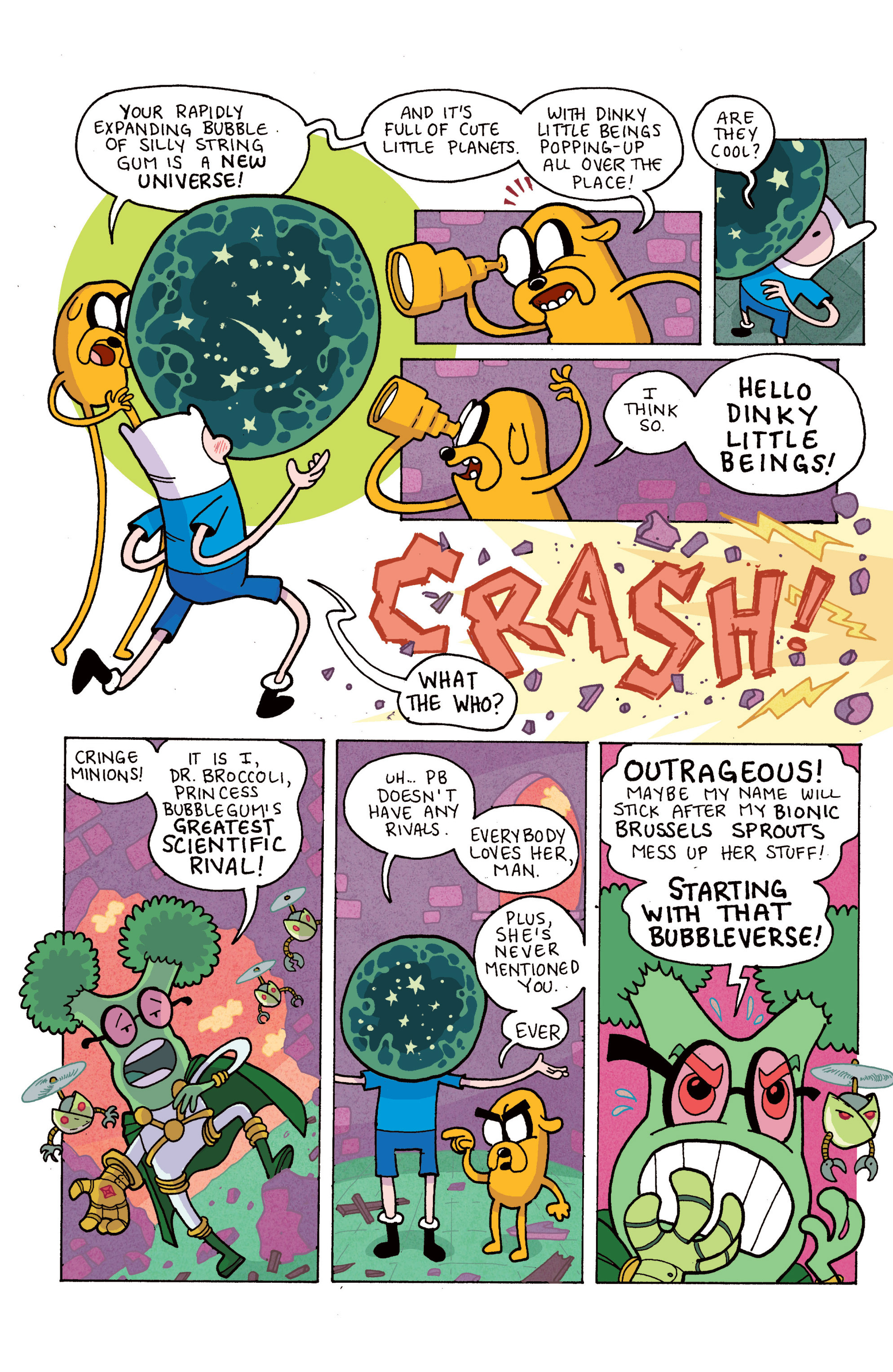 Read online Adventure Time comic -  Issue #17 - 24