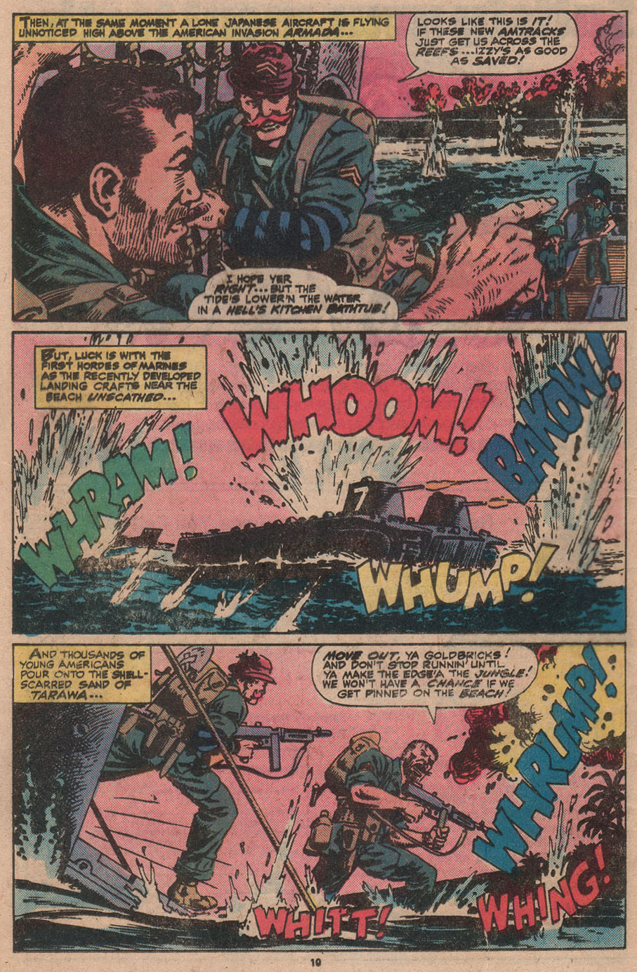 Read online Sgt. Fury comic -  Issue #145 - 12