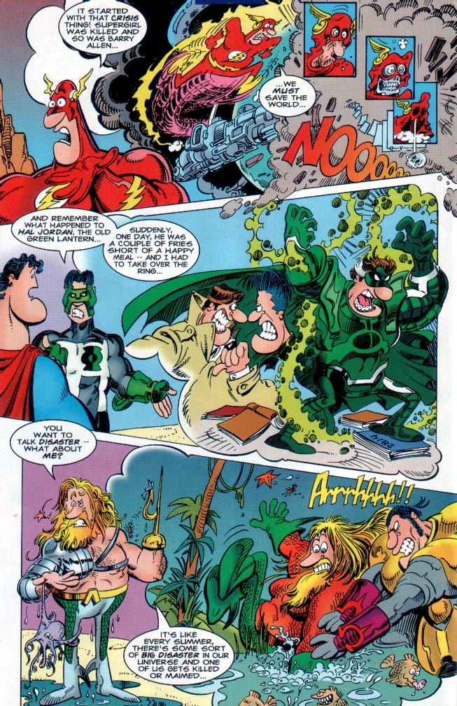 Read online Sergio Aragones Destroys DC comic -  Issue # Full - 31