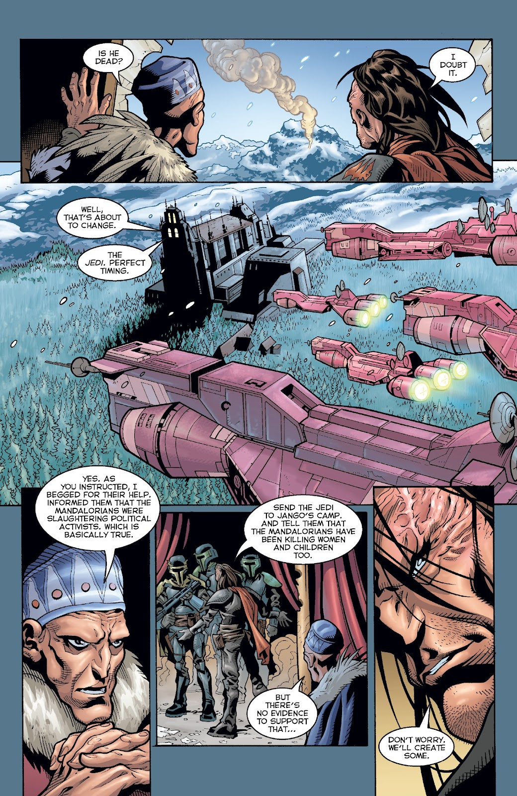 Read online Star Wars Legends Epic Collection: The Menace Revealed comic -  Issue # TPB (Part 1) - 62
