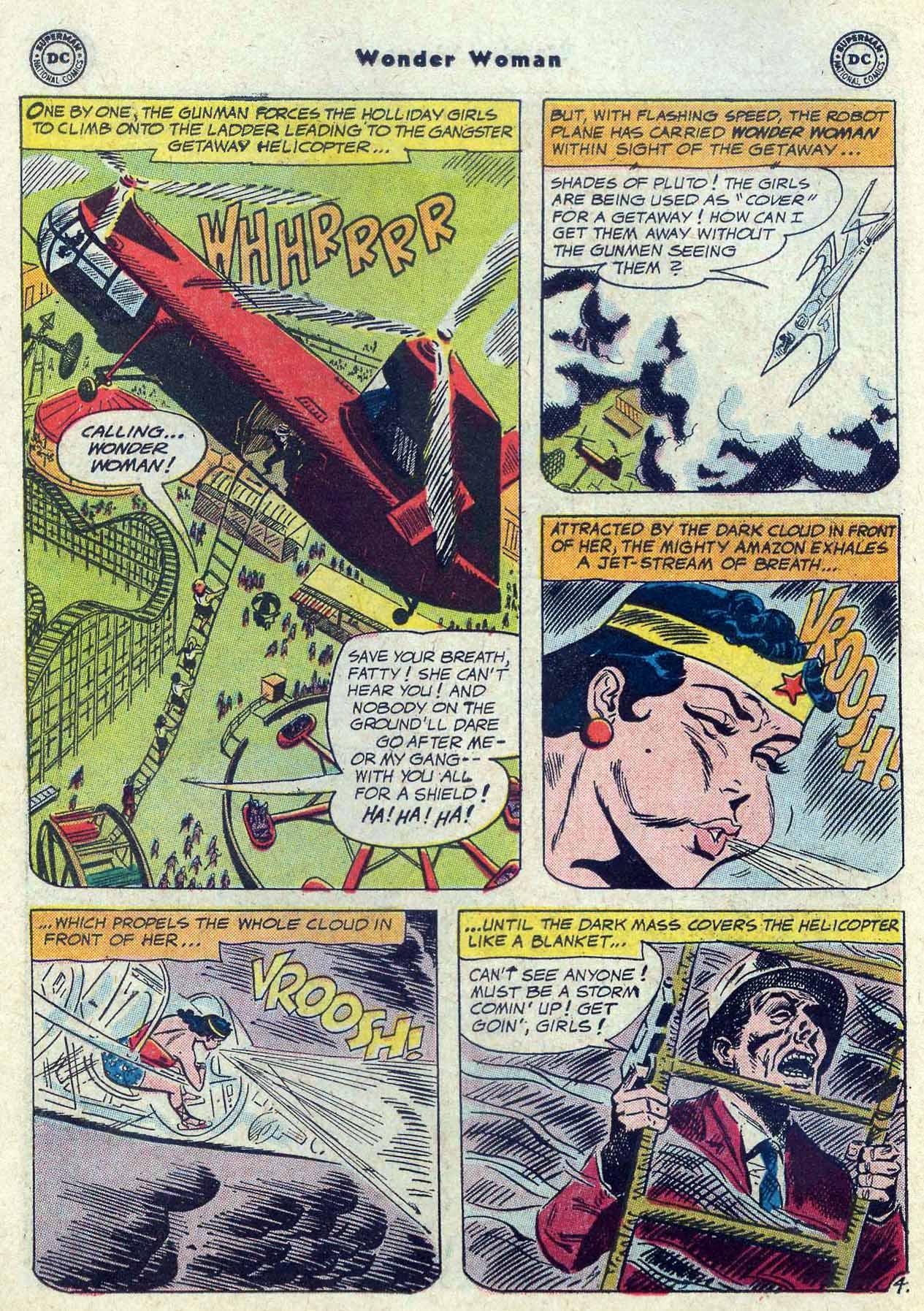 Read online Wonder Woman (1942) comic -  Issue #121 - 6