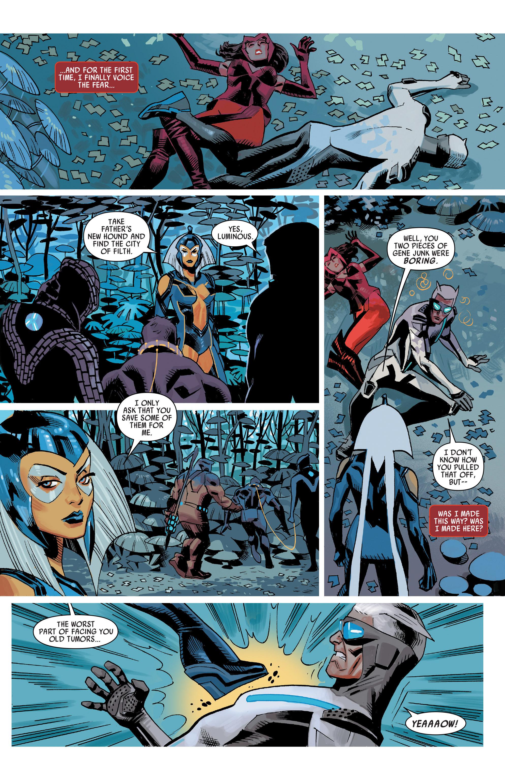 Read online Uncanny Avengers [I] comic -  Issue #3 - 21
