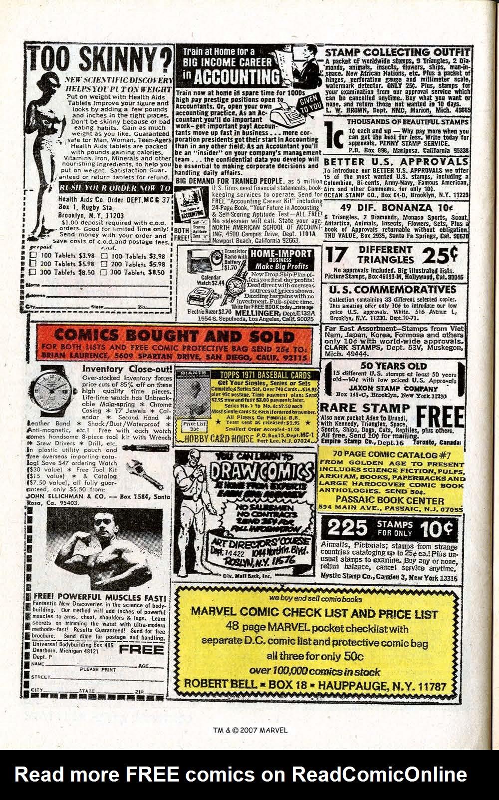 Read online Captain America (1968) comic -  Issue # _Annual 2 - 42