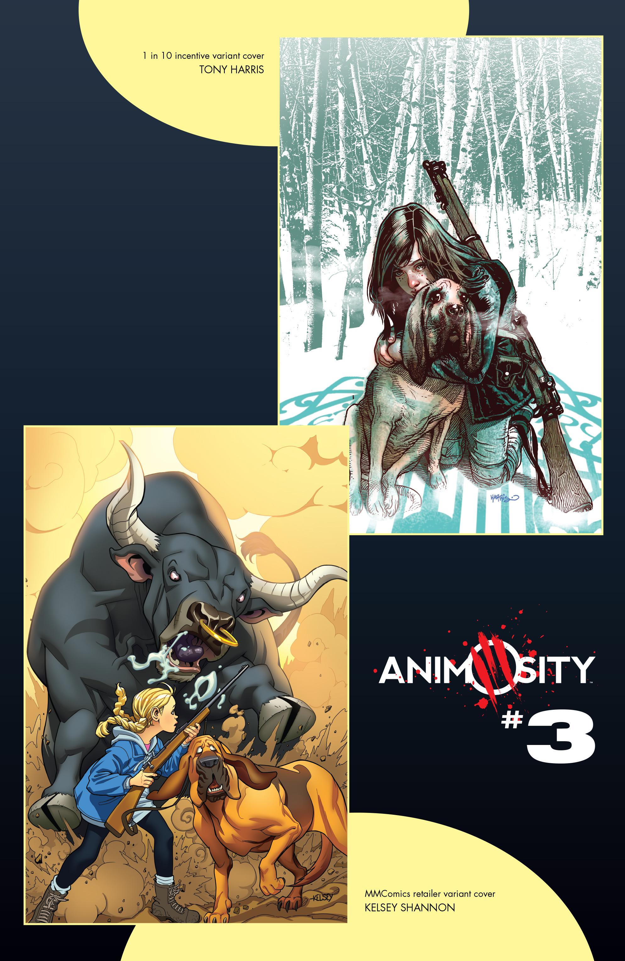 Read online Animosity comic -  Issue #3 - 24
