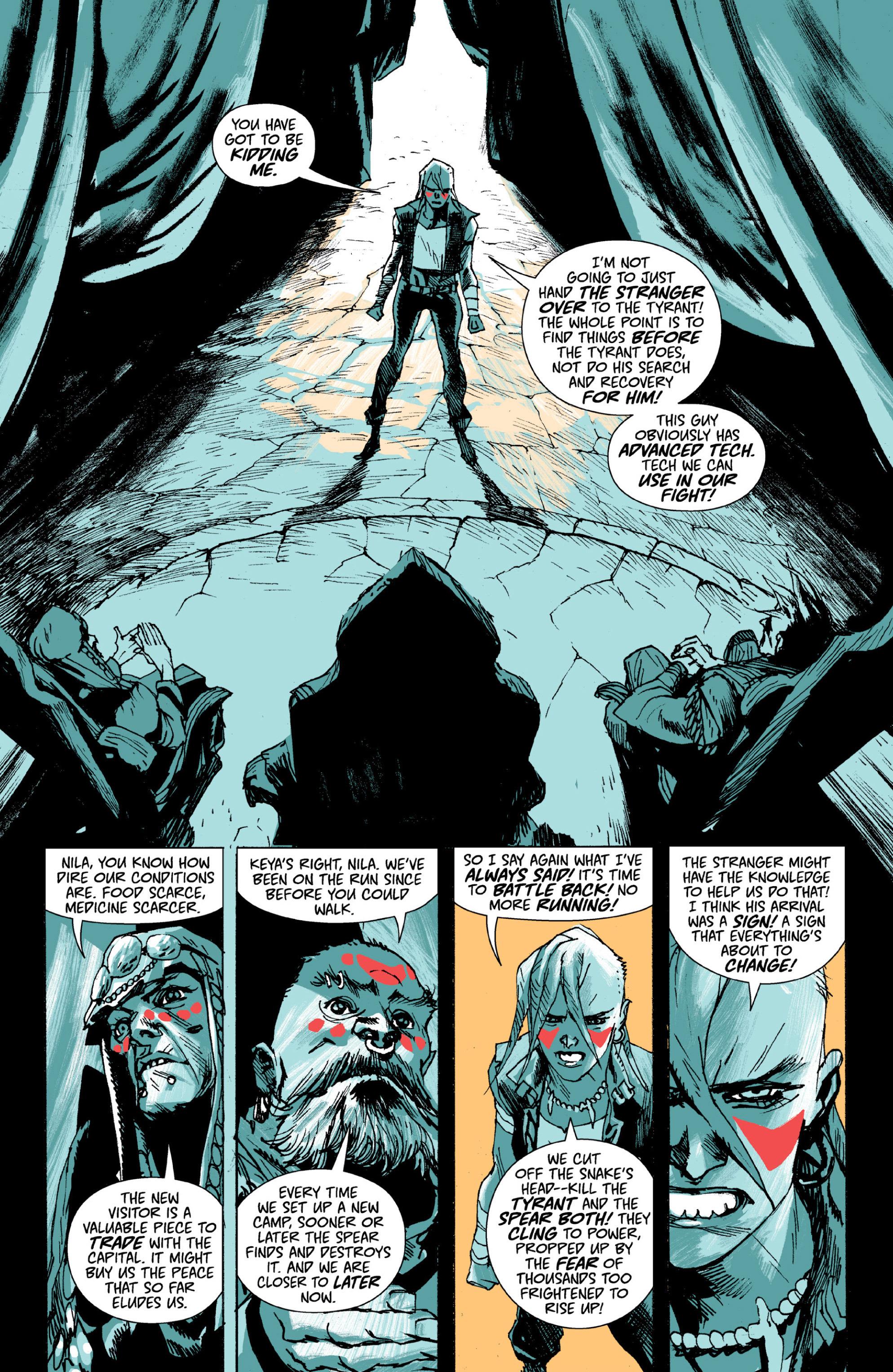 Read online Ei8ht comic -  Issue # TPB - 41