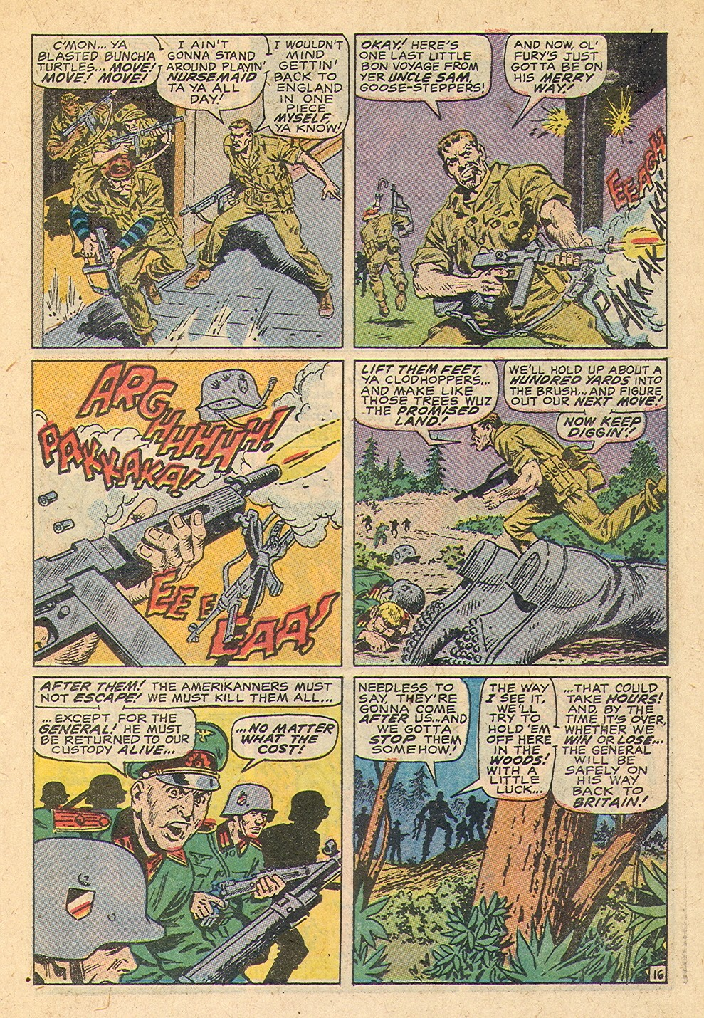 Read online Sgt. Fury comic -  Issue #75 - 23