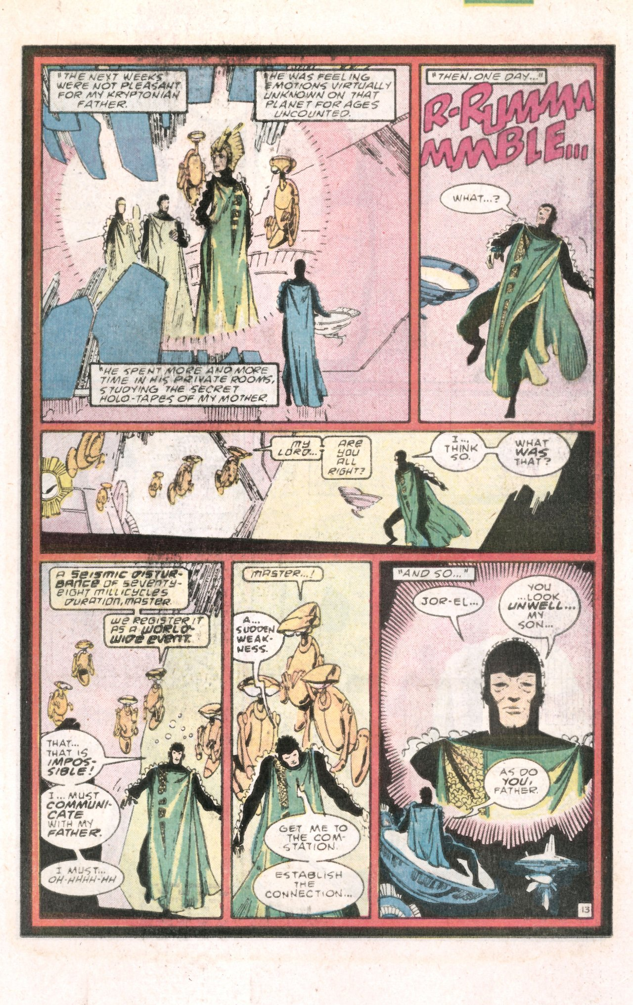 Read online World of Krypton comic -  Issue #4 - 21