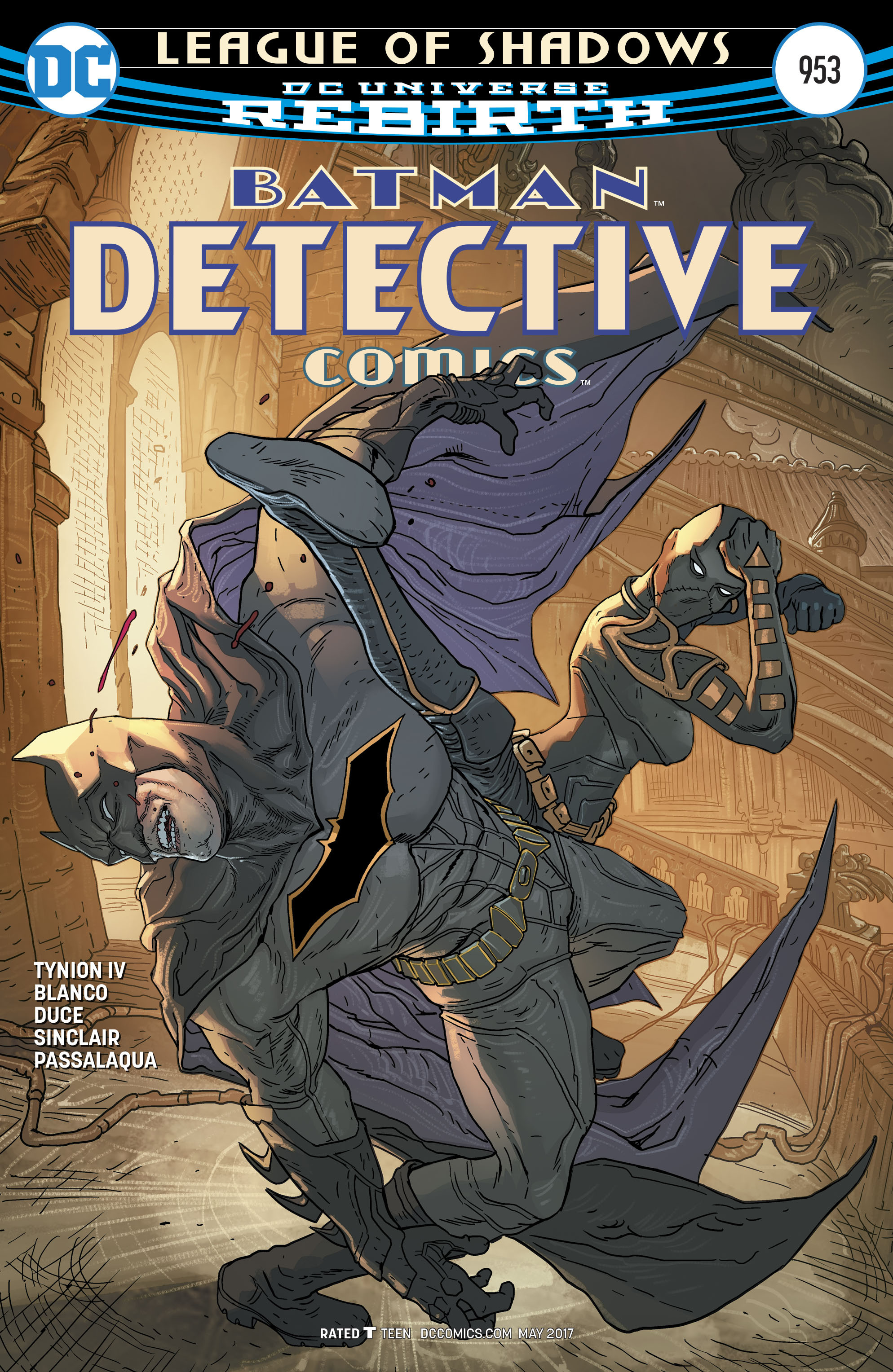 Detective Comics (2016) 953 Page 1