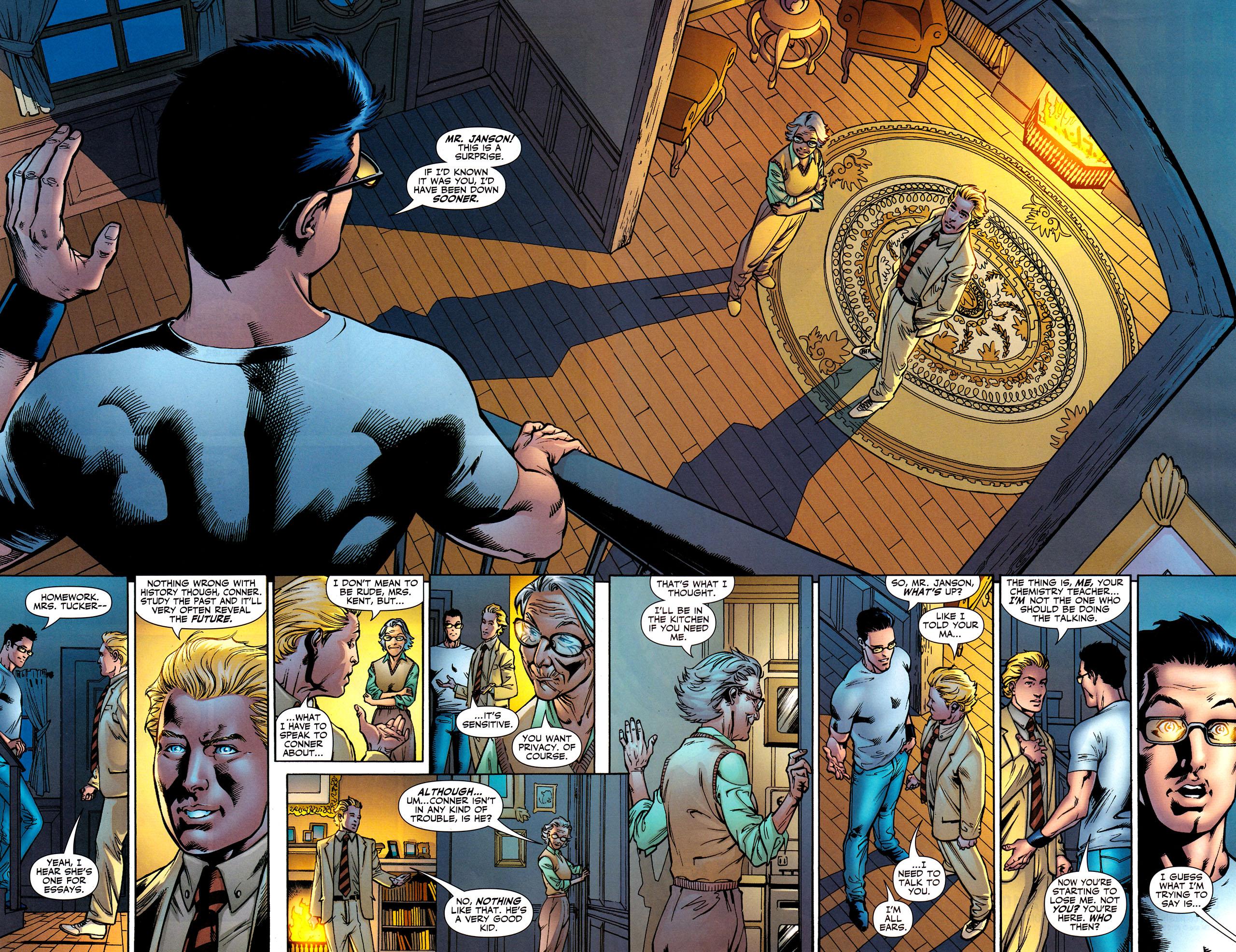 Read online Adventure Comics (2009) comic -  Issue #8 - 13