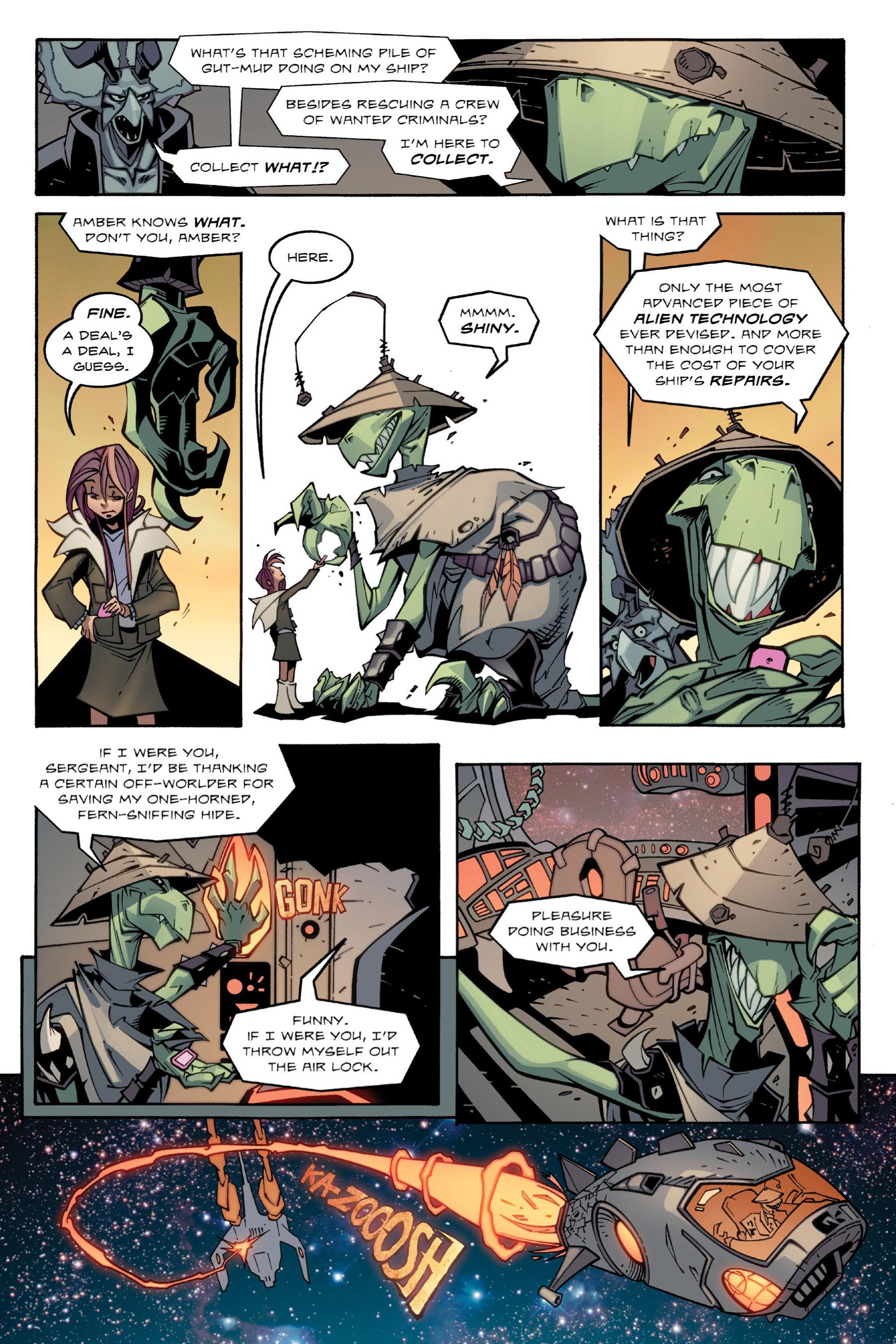 Read online Rexodus comic -  Issue # Full - 78