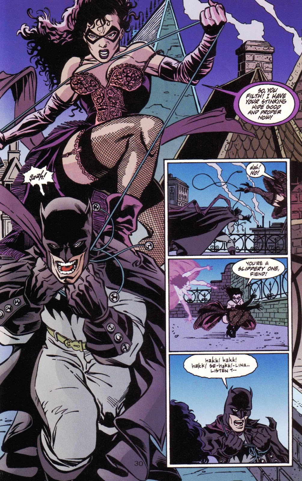 Batman: Two Faces issue Full - Page 31