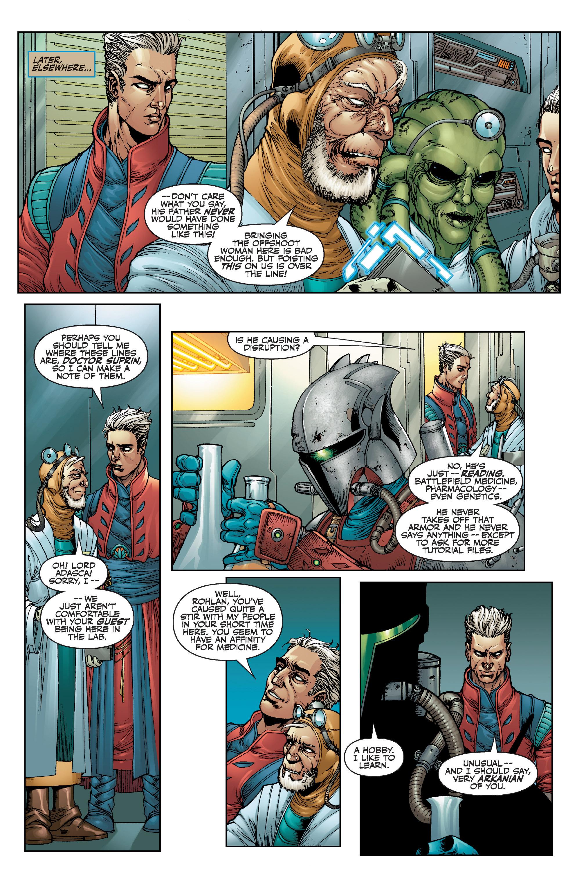 Read online Star Wars Omnibus comic -  Issue # Vol. 29 - 395