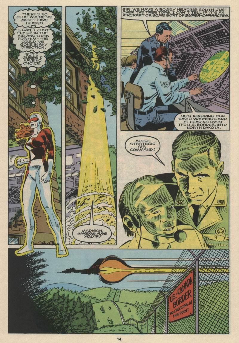 Read online Alpha Flight (1983) comic -  Issue #63 - 16