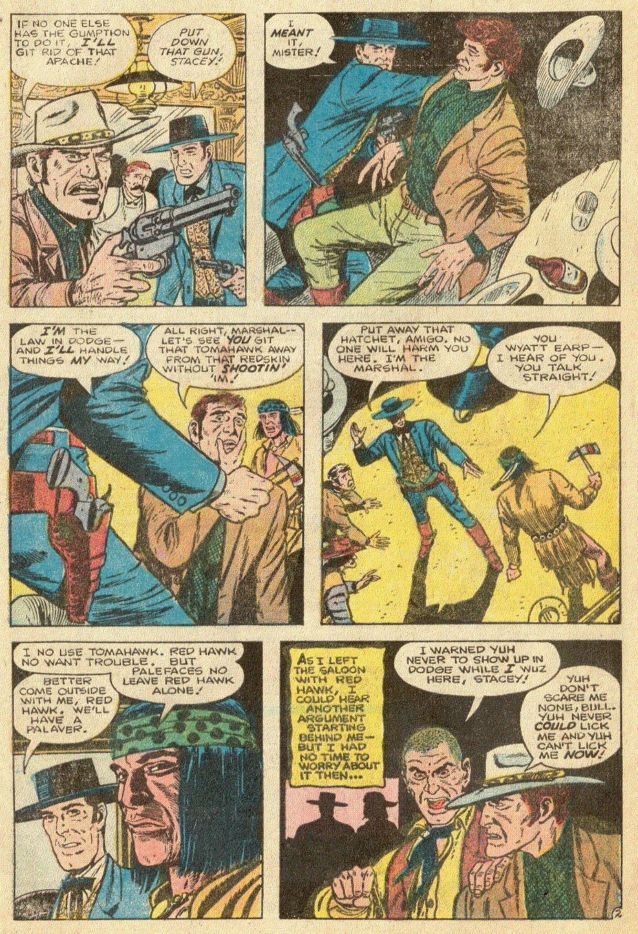 Wyatt Earp issue 32 - Page 19