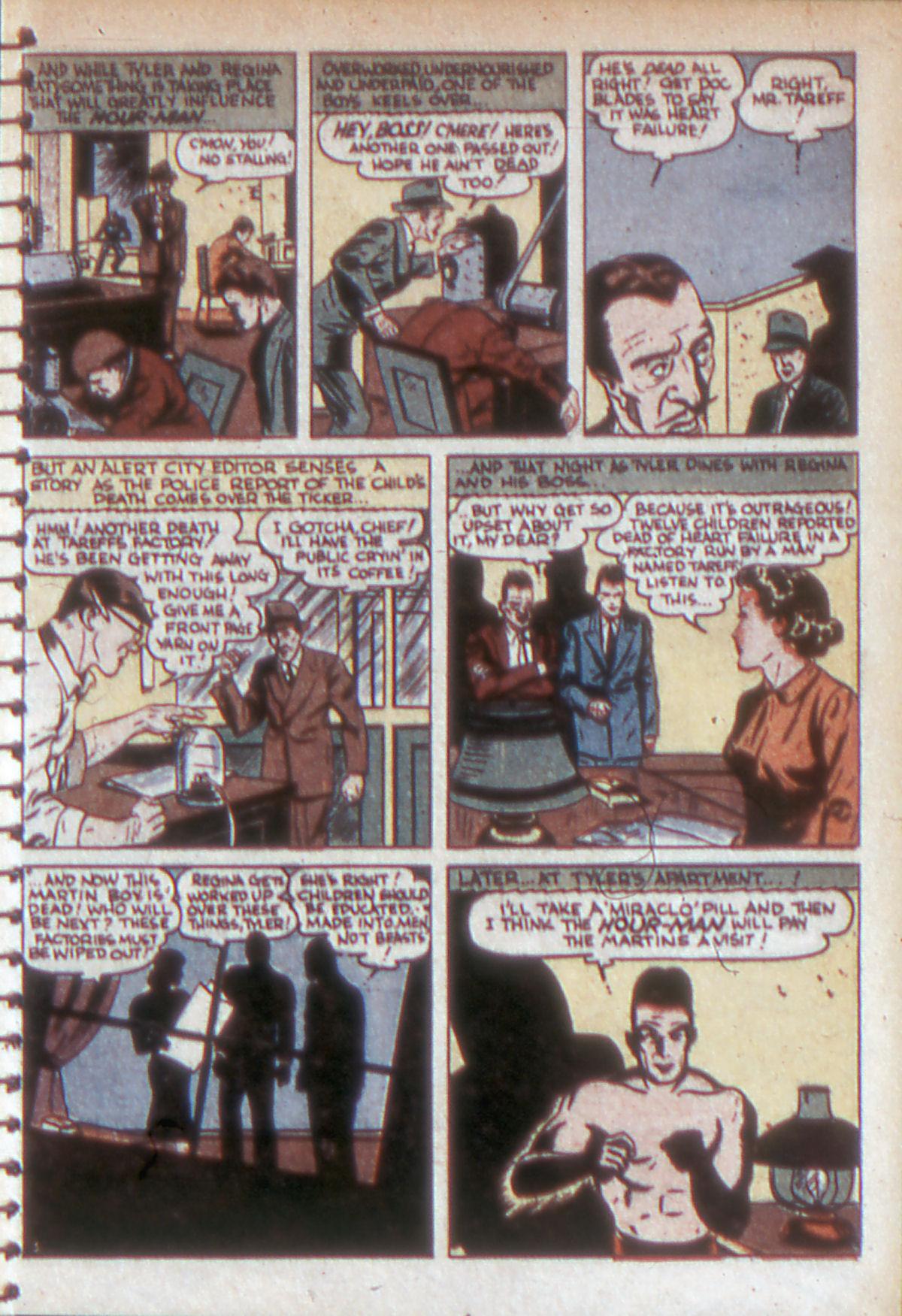Read online Adventure Comics (1938) comic -  Issue #53 - 6