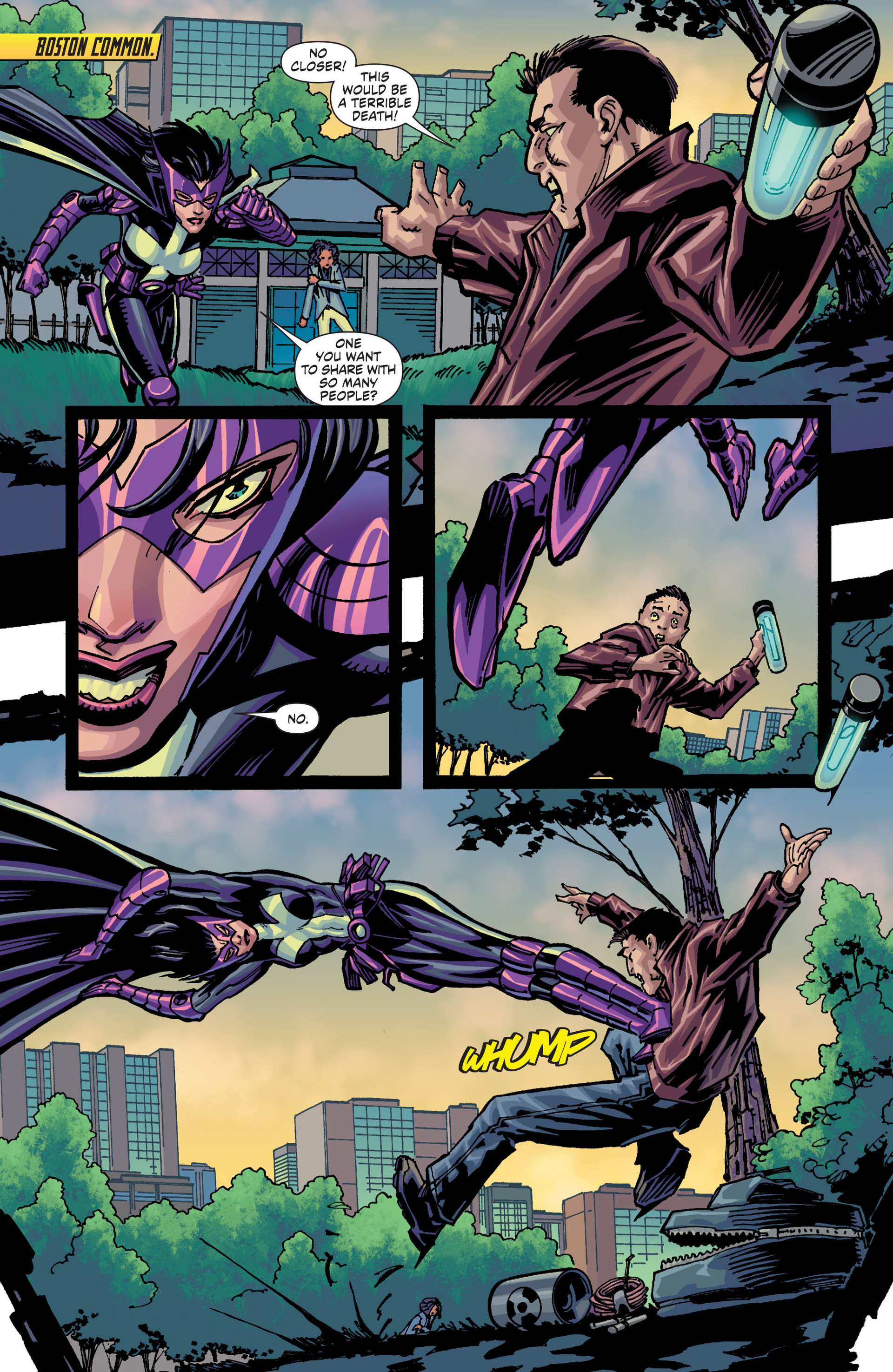 Read online Worlds' Finest comic -  Issue #24 - 18