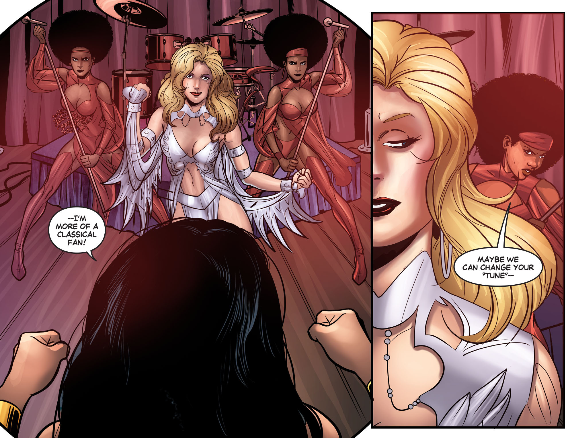 Read online Wonder Woman '77 [I] comic -  Issue #3 - 7