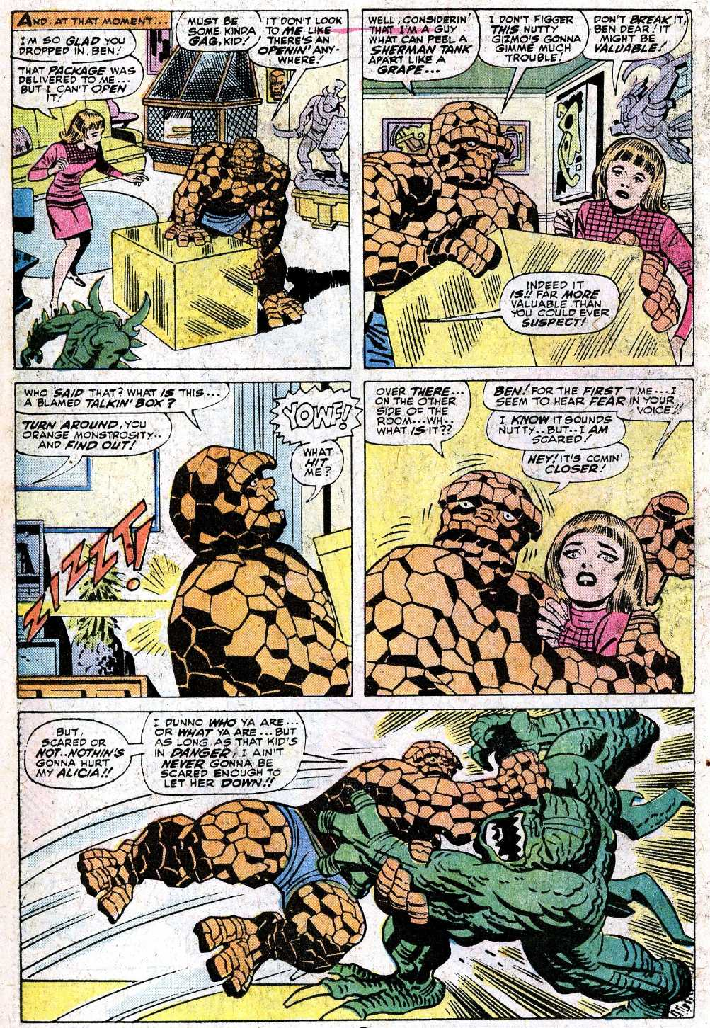Giant-Size Fantastic Four issue 5 - Page 10