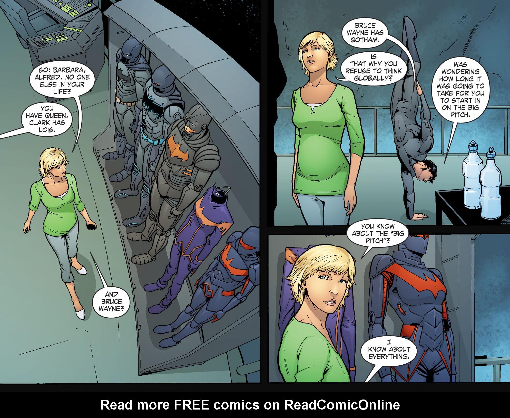 Read online Smallville: Alien comic -  Issue #7 - 17