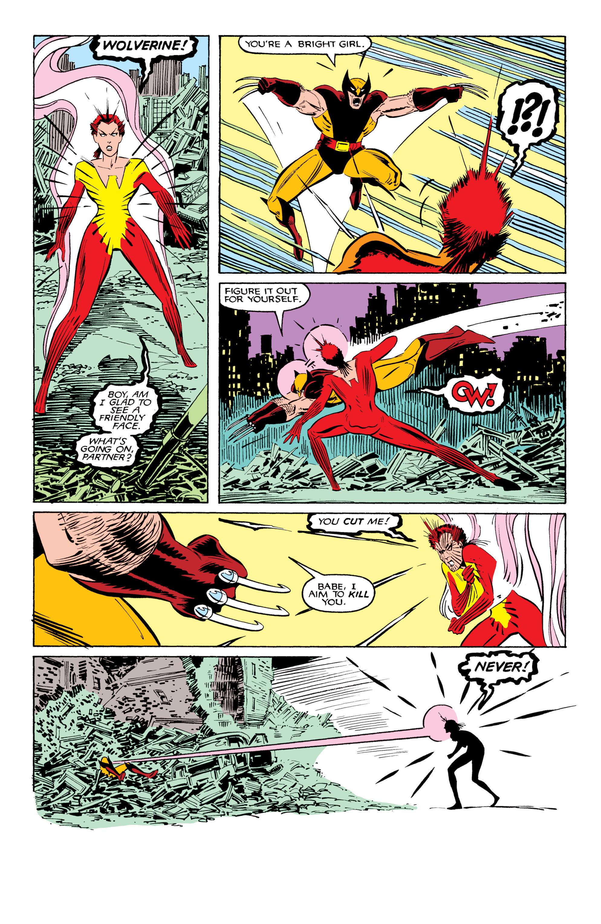 Read online Uncanny X-Men (1963) comic -  Issue #207 - 3