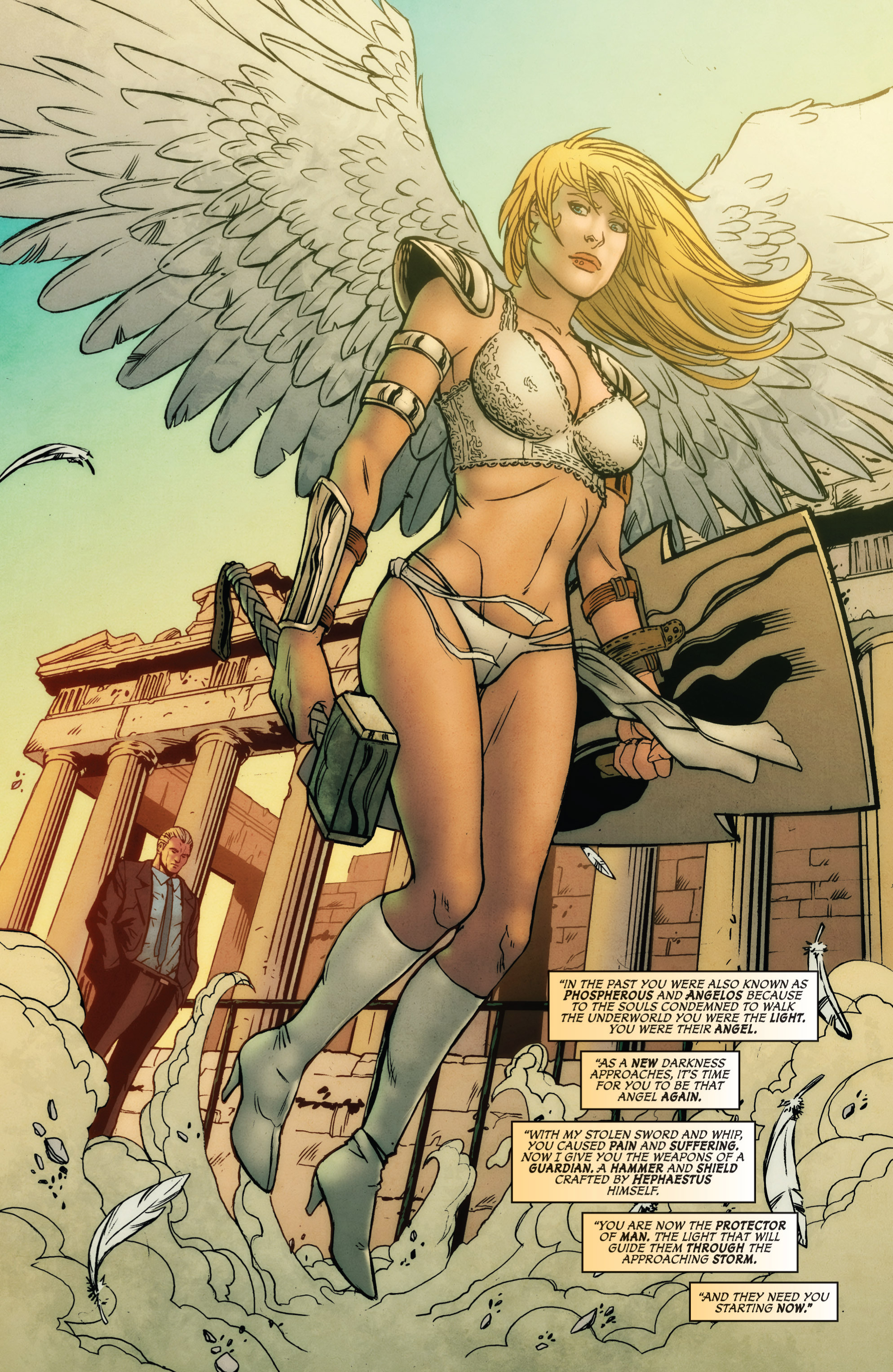 Read online Grimm Fairy Tales presents Grimm Universe comic -  Issue # TPB - 27