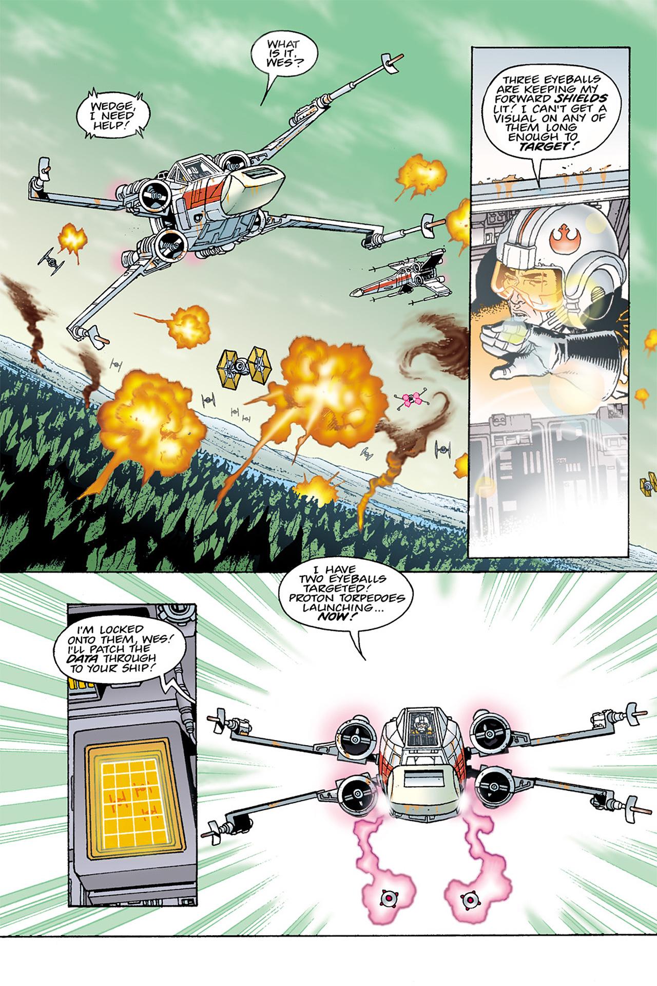 Read online Star Wars Omnibus comic -  Issue # Vol. 2 - 263