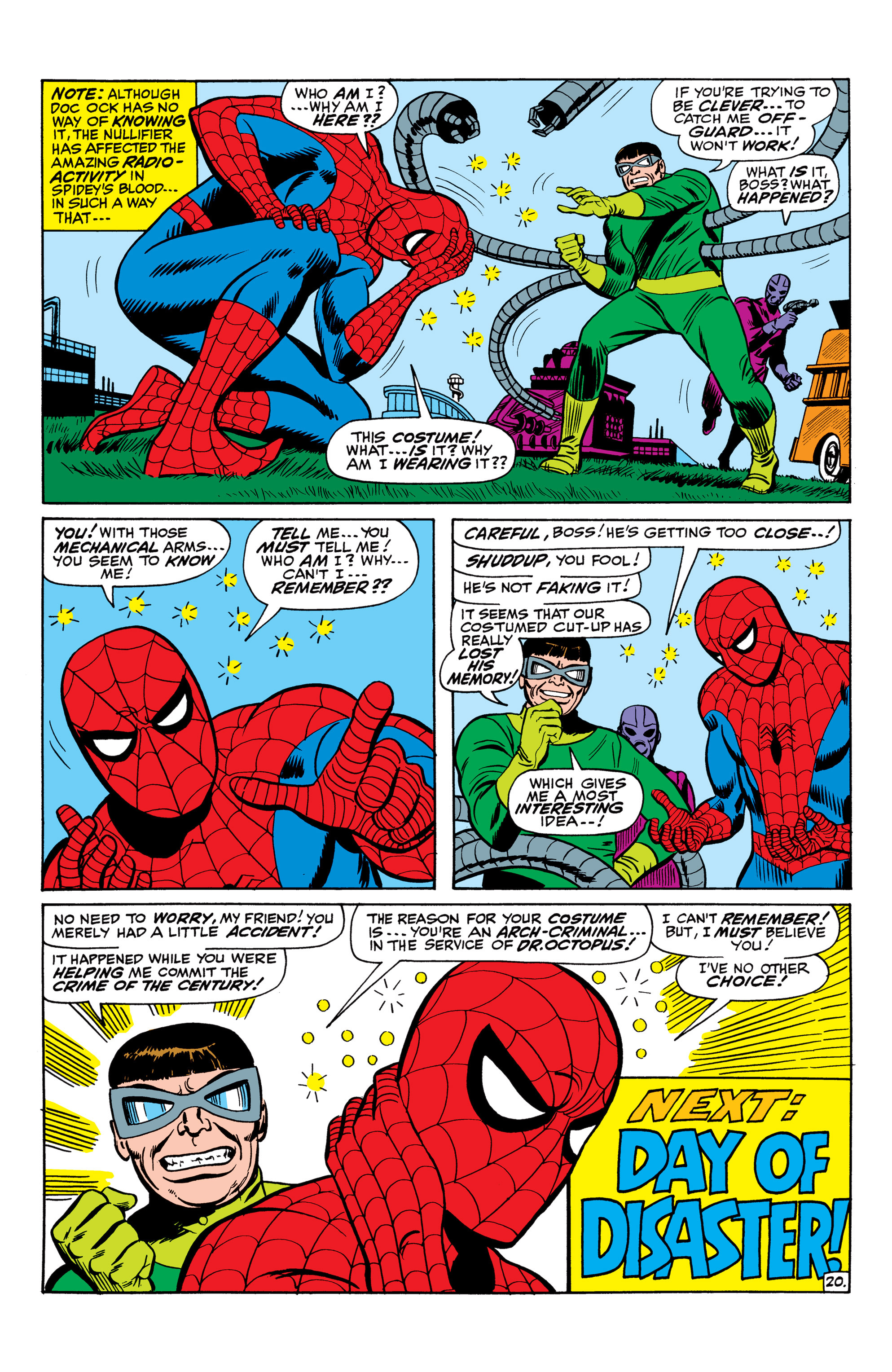 The Amazing Spider-Man (1963) 55 Page 20