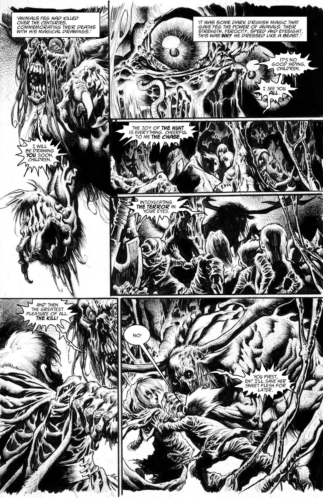 Read online 2000 AD Villains Special comic -  Issue # Full - 19