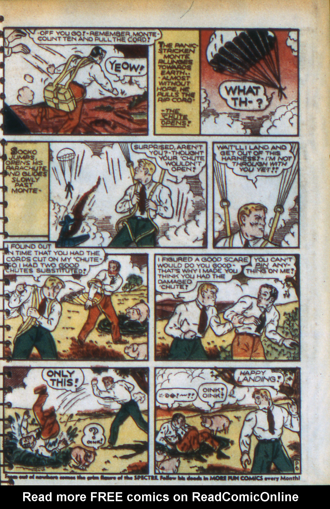 Read online Adventure Comics (1938) comic -  Issue #48 - 42