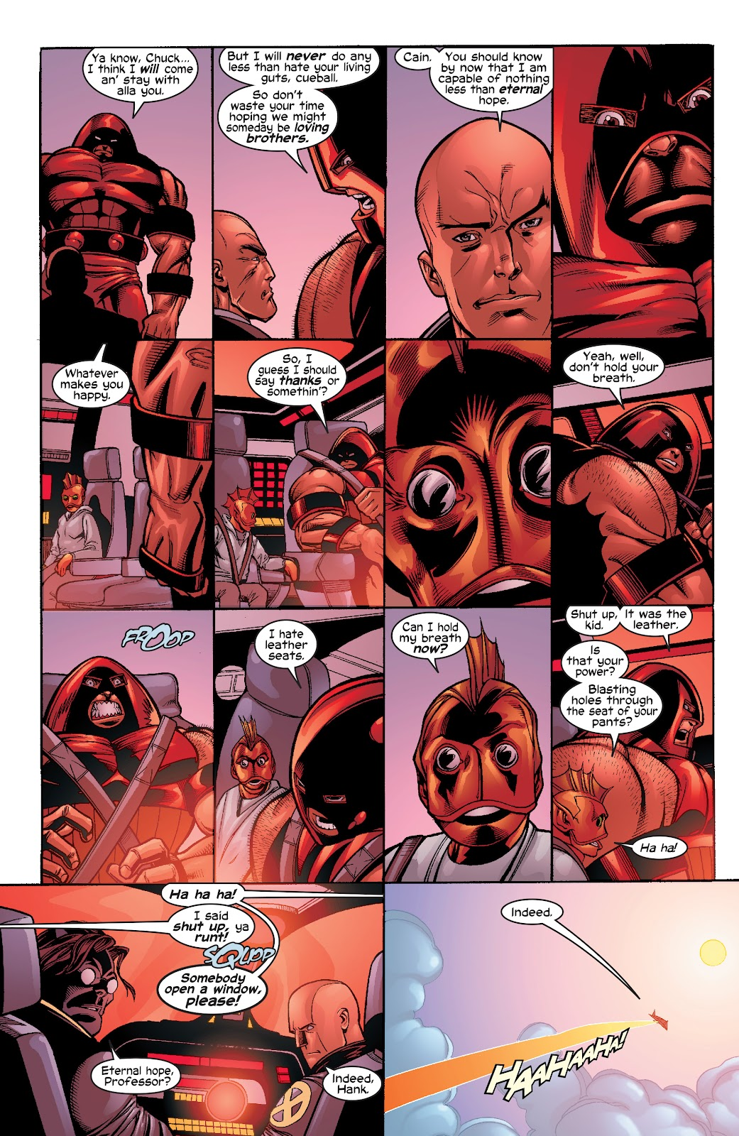 Read online X-Men: Unstoppable comic -  Issue # TPB (Part 1) - 74