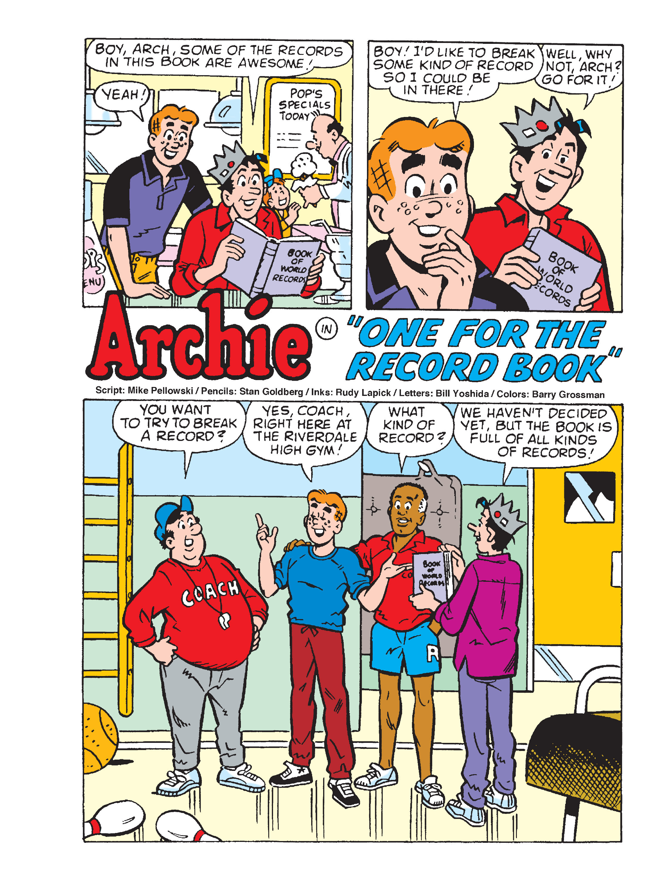 Read online Archie's Funhouse Double Digest comic -  Issue #17 - 24