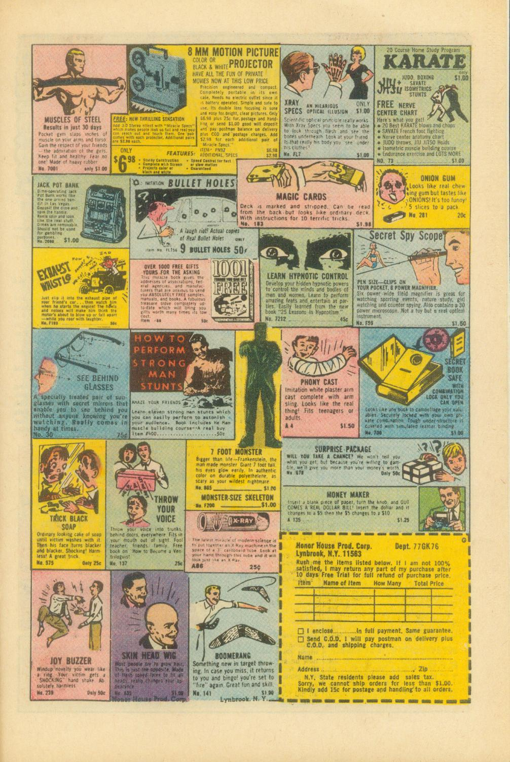 The Rawhide Kid (1955) issue 87 - Page 32