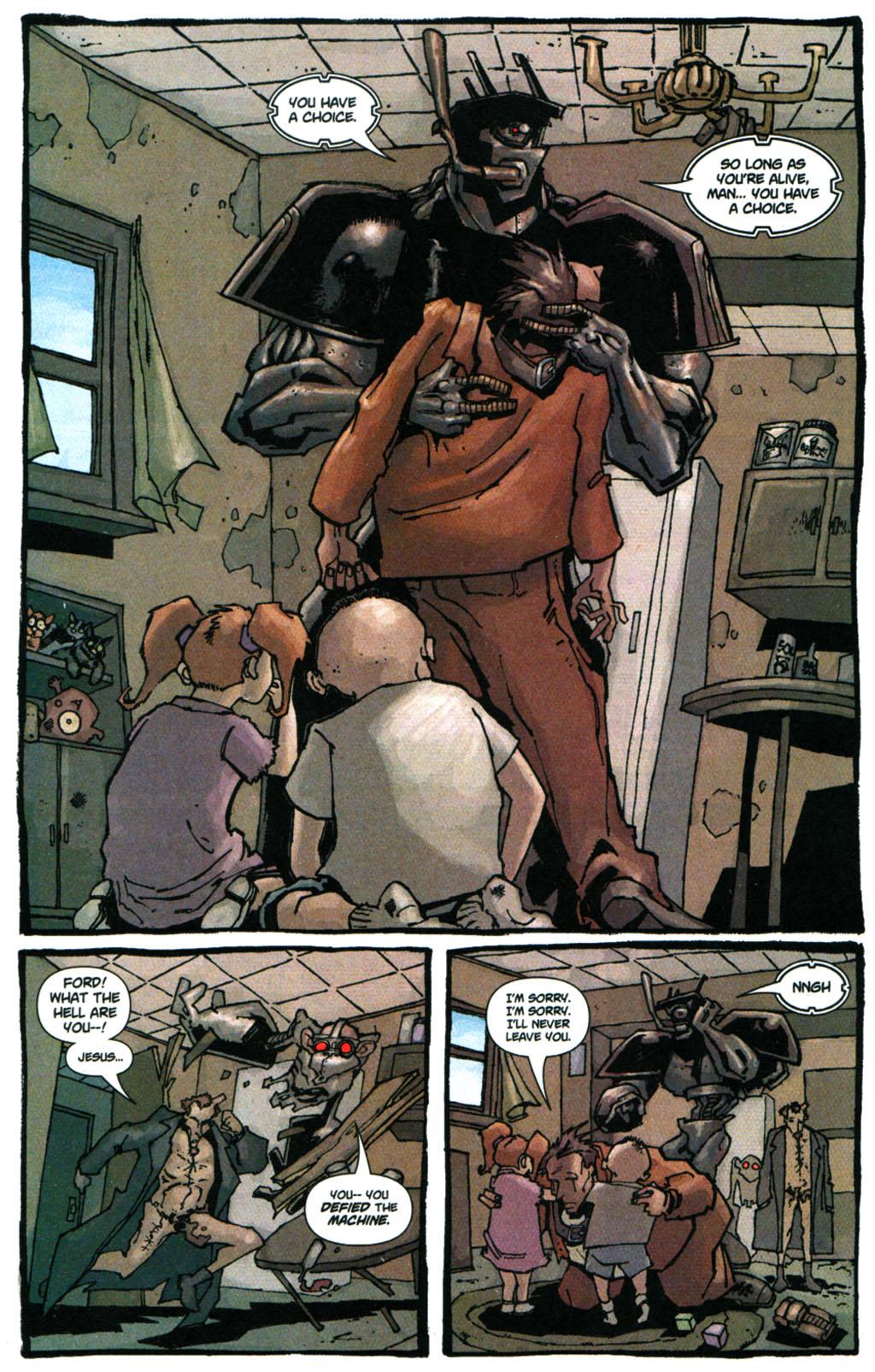 Read online Enginehead comic -  Issue #5 - 22