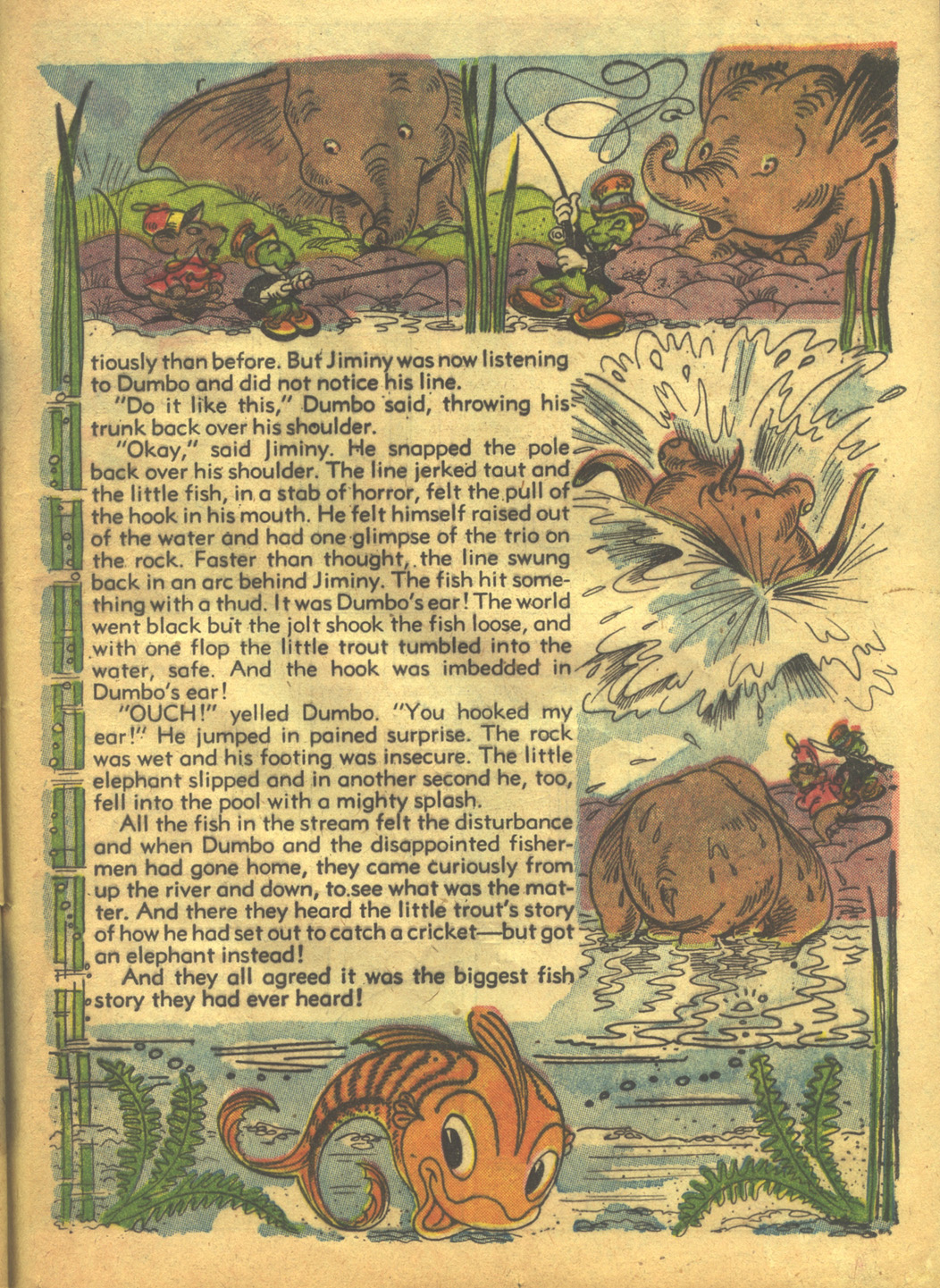 Walt Disney's Comics and Stories issue 62 - Page 35