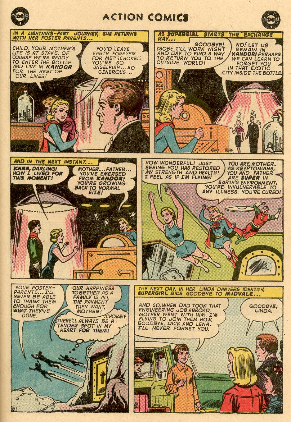 Read online Action Comics (1938) comic -  Issue #314 - 25