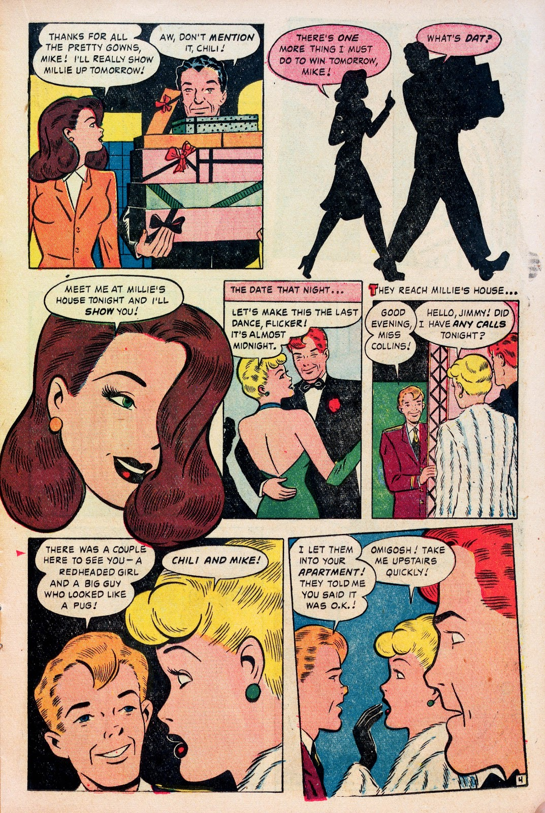Read online Comedy Comics (1948) comic -  Issue #1 - 15