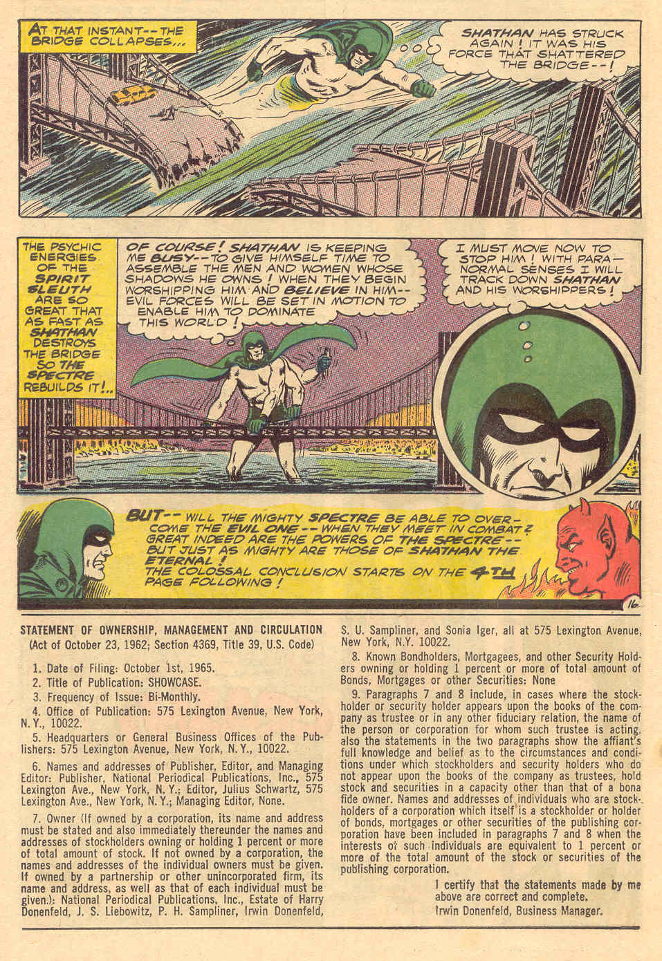 Read online Adventure Comics (1938) comic -  Issue #492 - 89