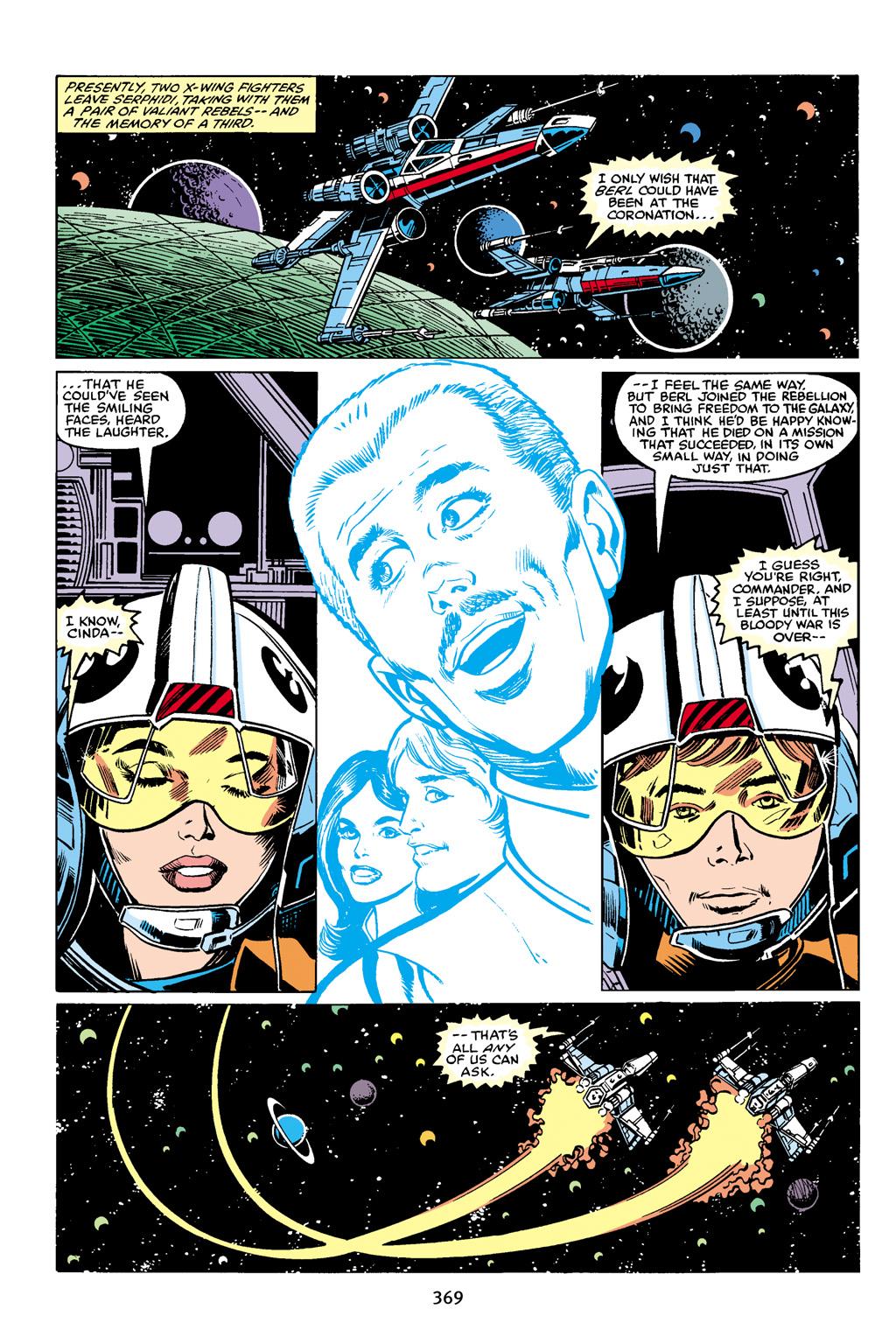 Read online Star Wars Omnibus comic -  Issue # Vol. 16 - 362