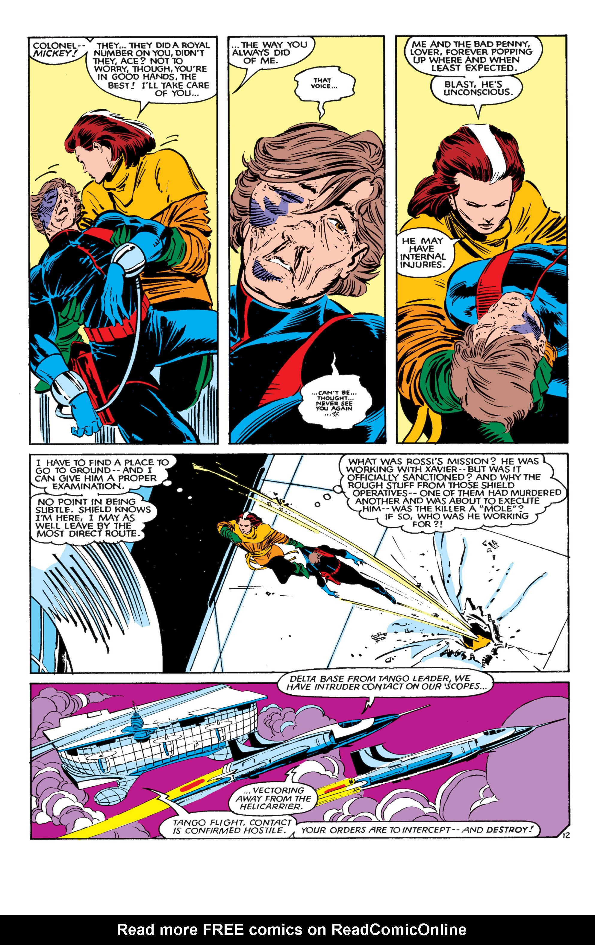 Read online Uncanny X-Men (1963) comic -  Issue #182 - 13
