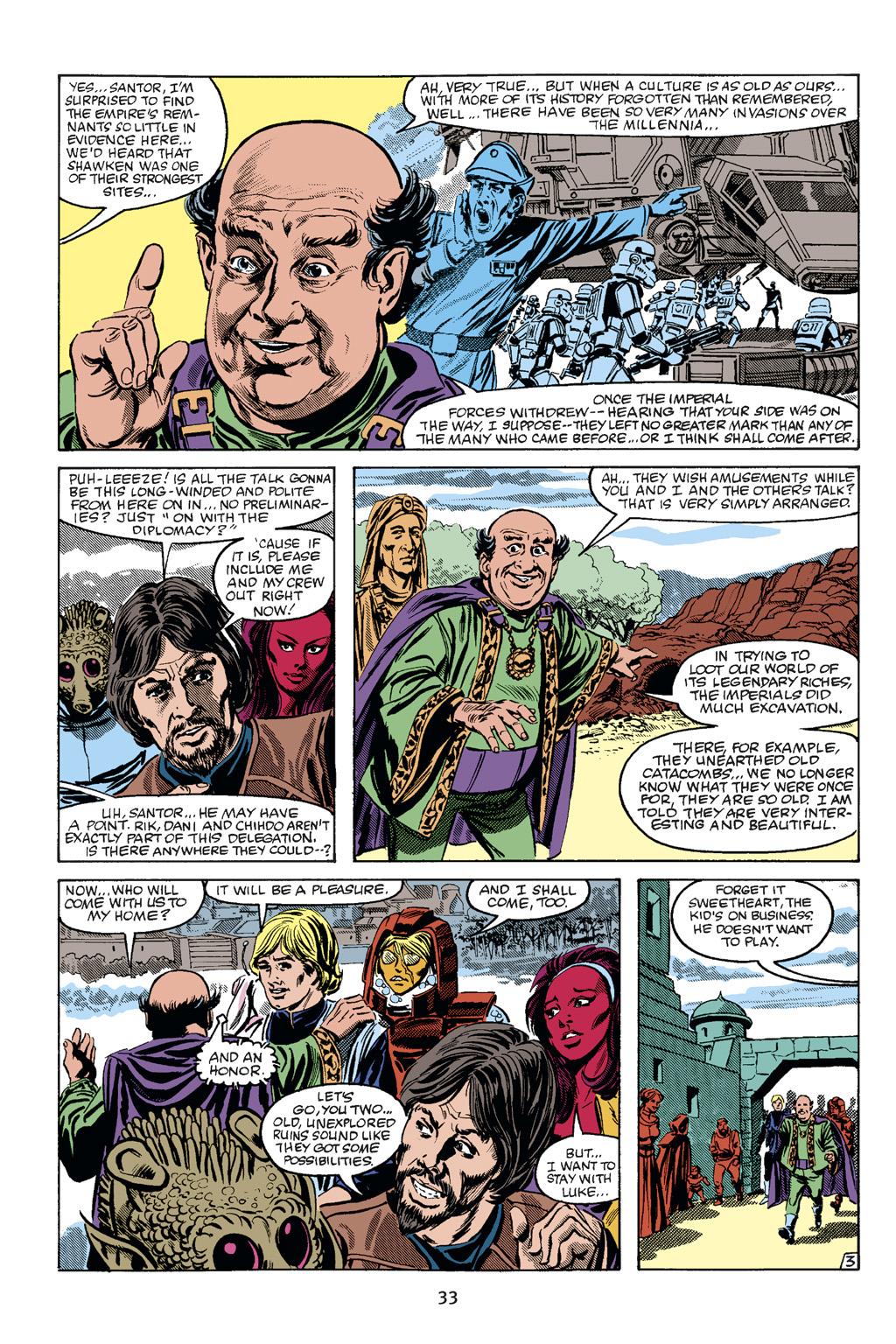 Read online Star Wars Omnibus comic -  Issue # Vol. 21 - 31